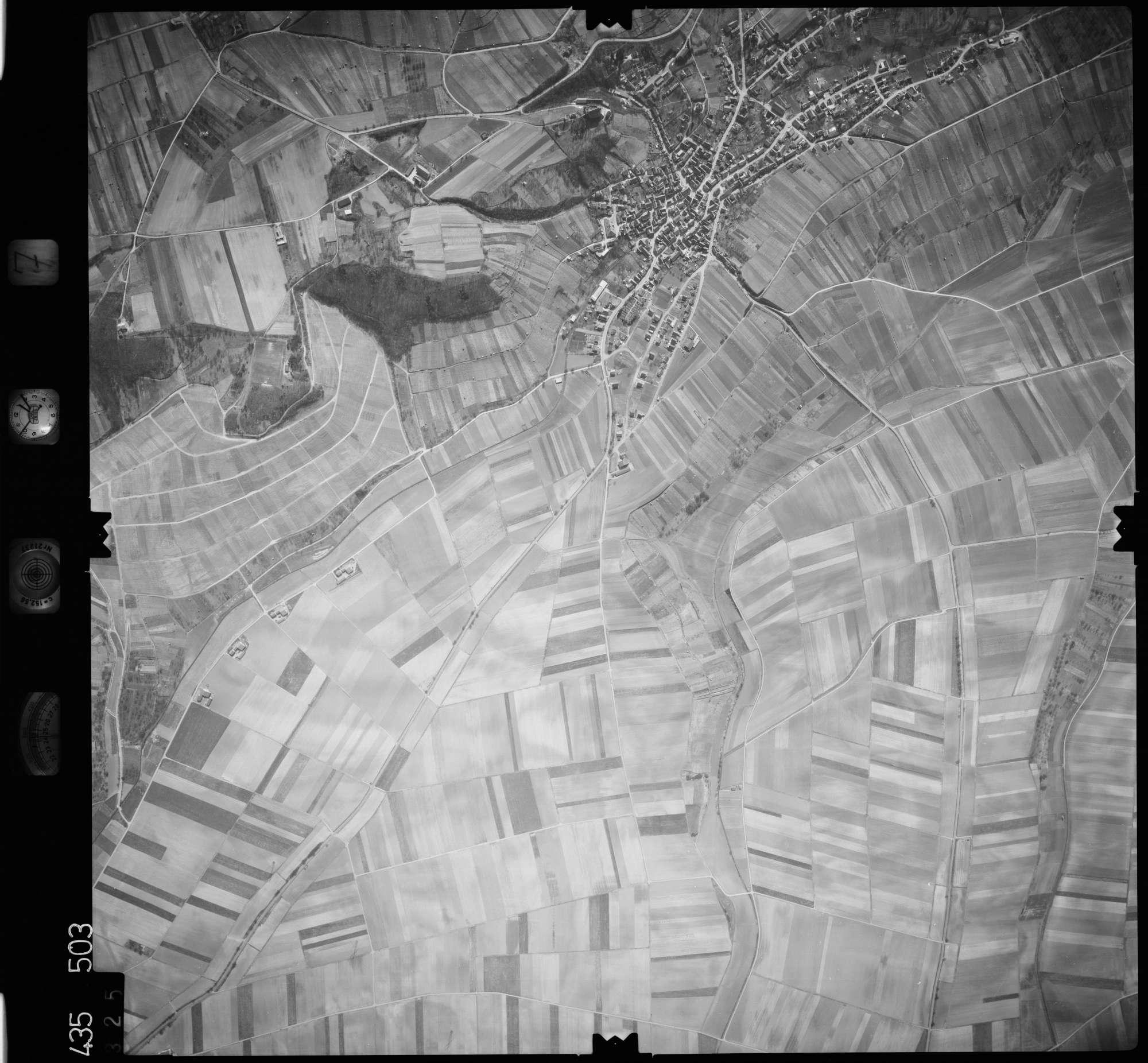 Luftbild: Film 7 Bildnr. 325, Bild 1