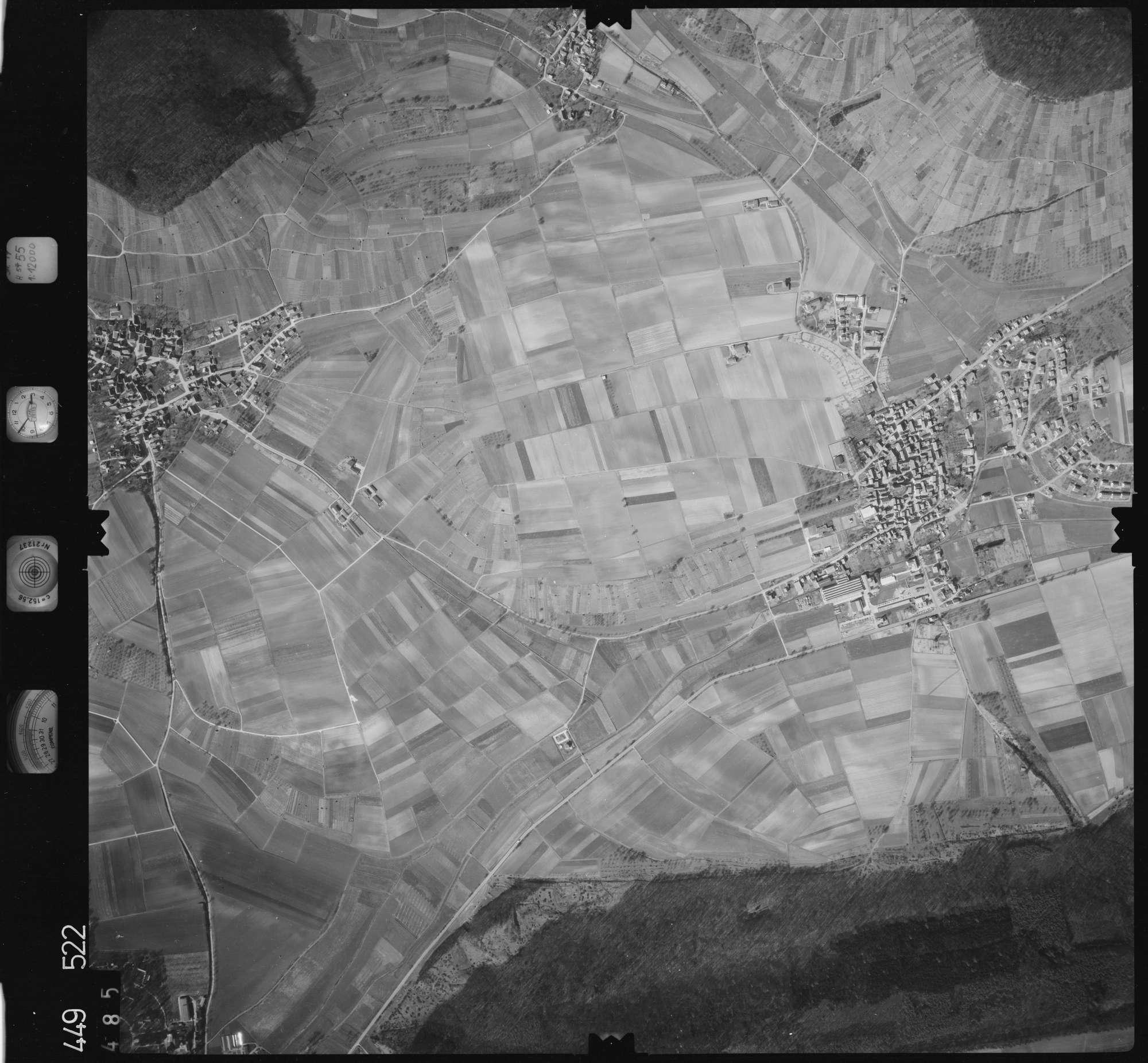 Luftbild: Film 14 Bildnr. 485, Bild 1