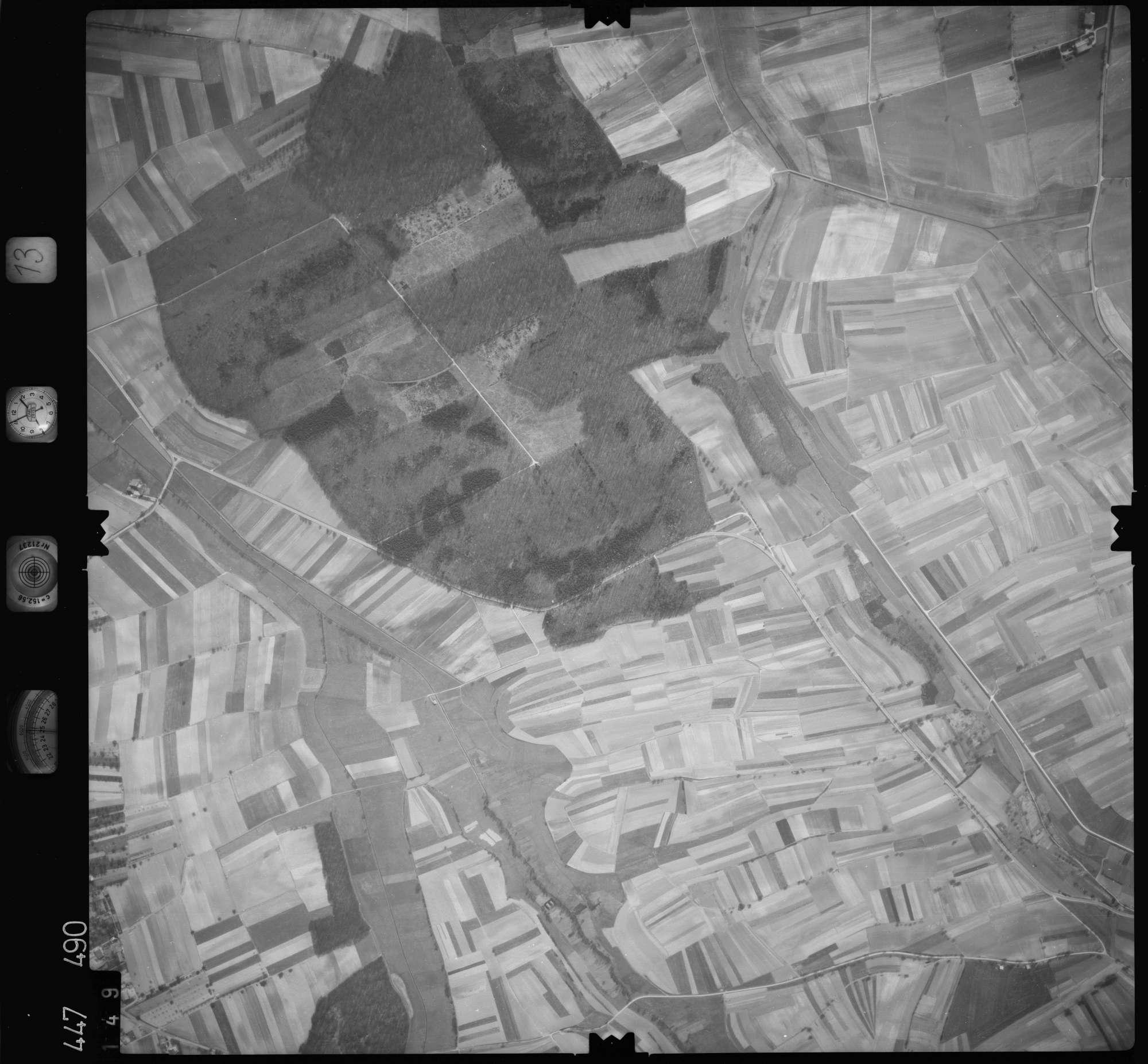 Luftbild: Film 13 Bildnr. 149, Bild 1