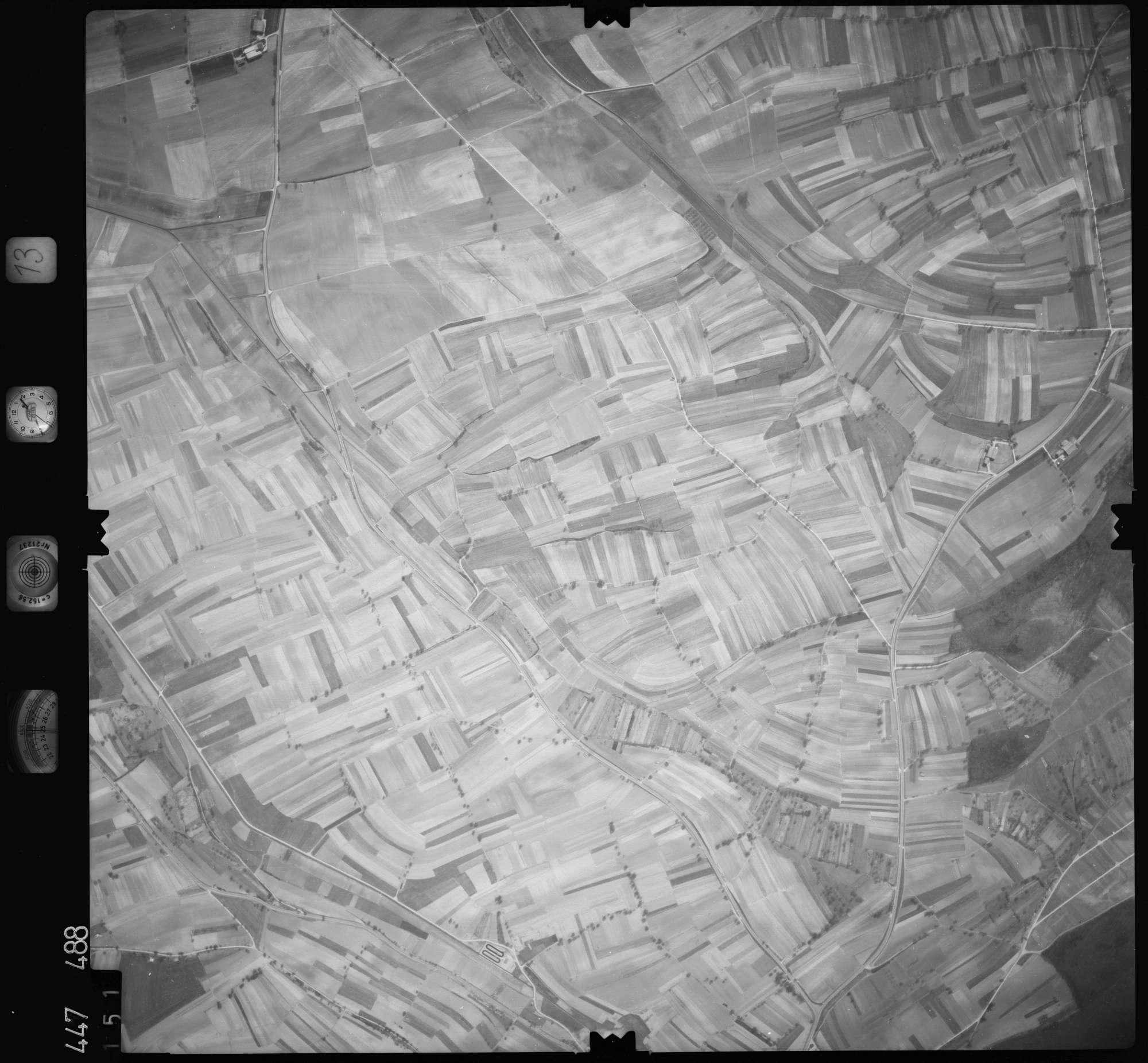 Luftbild: Film 13 Bildnr. 151, Bild 1