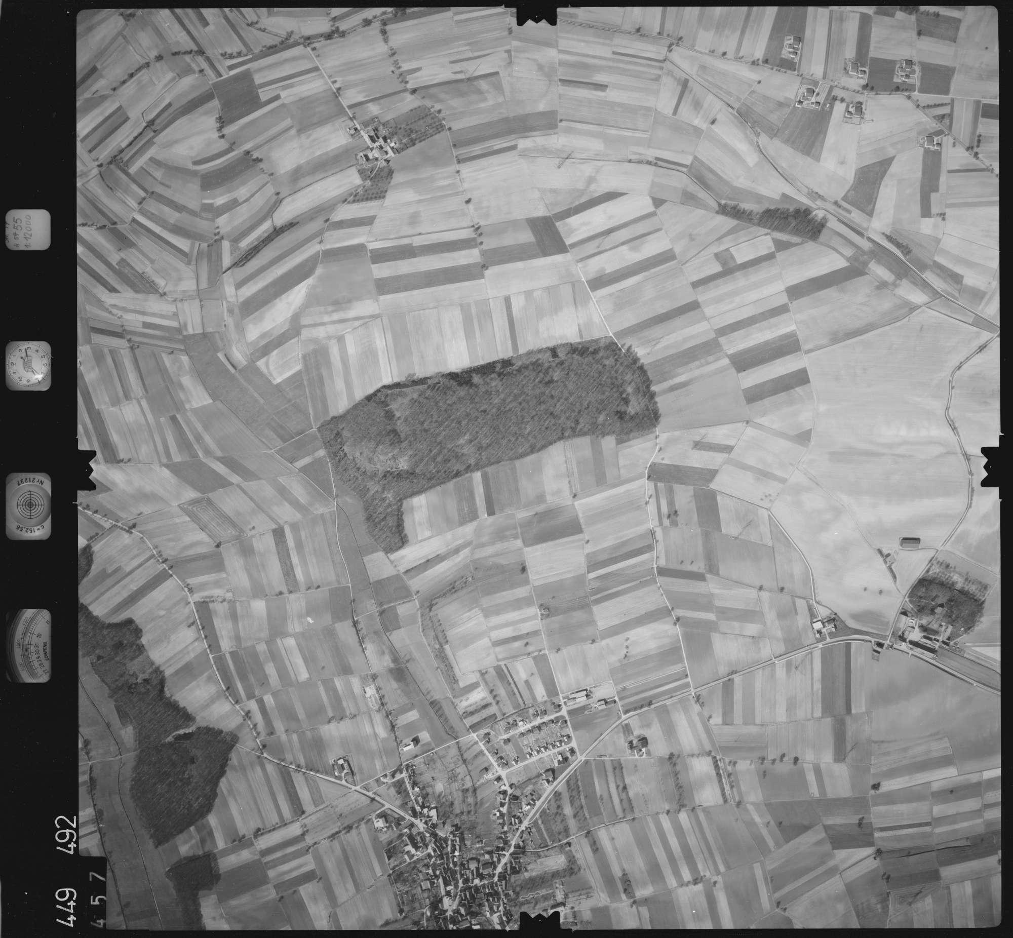 Luftbild: Film 14 Bildnr. 457, Bild 1
