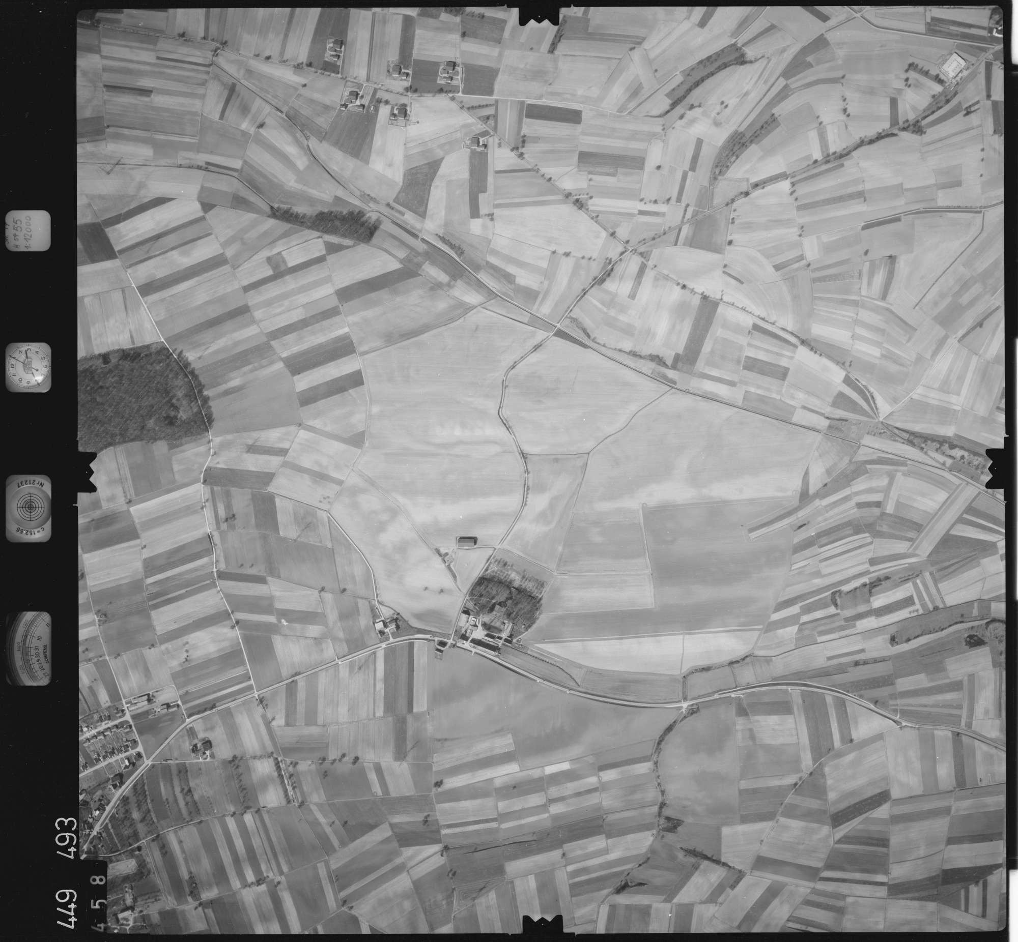 Luftbild: Film 14 Bildnr. 458, Bild 1