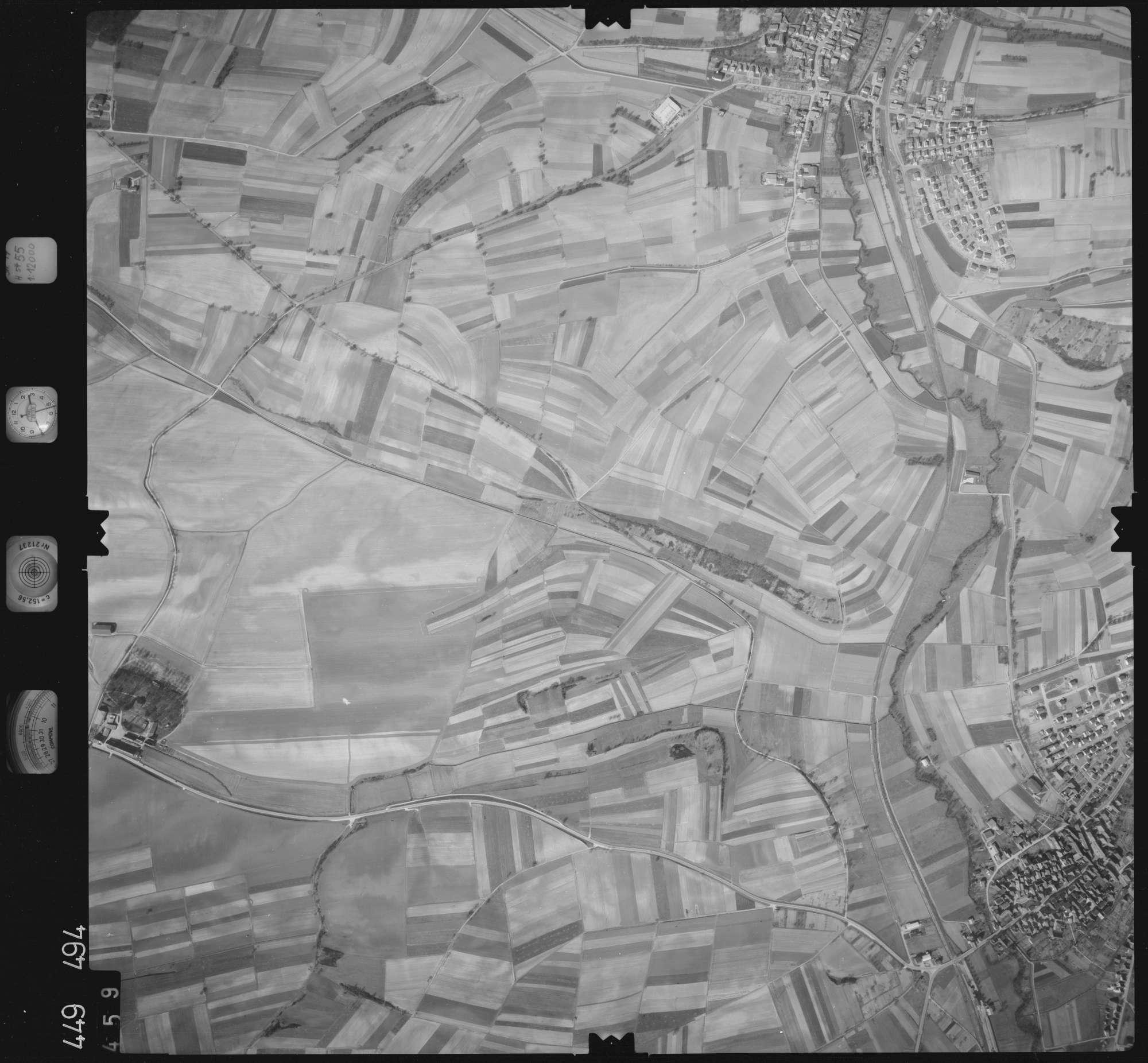 Luftbild: Film 14 Bildnr. 459, Bild 1