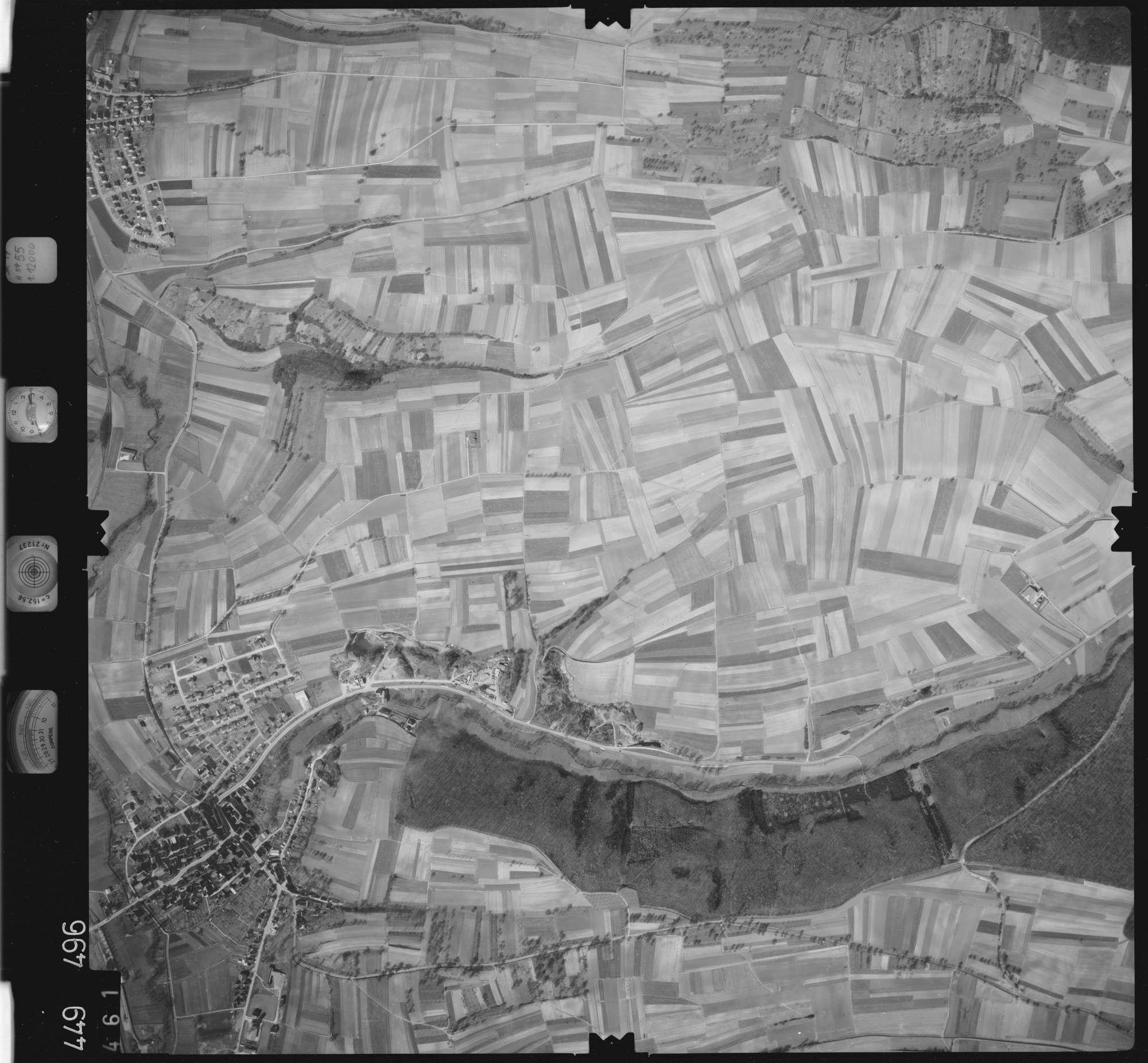 Luftbild: Film 14 Bildnr. 461, Bild 1