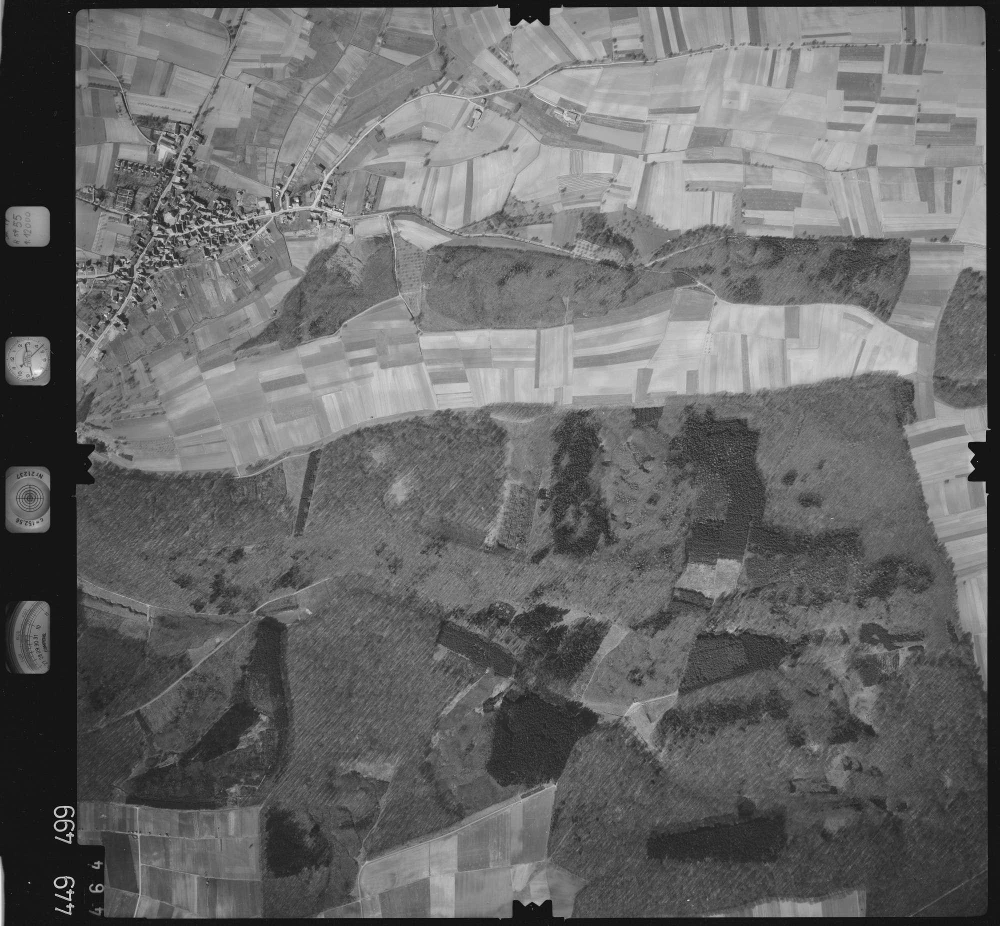 Luftbild: Film 14 Bildnr. 464, Bild 1
