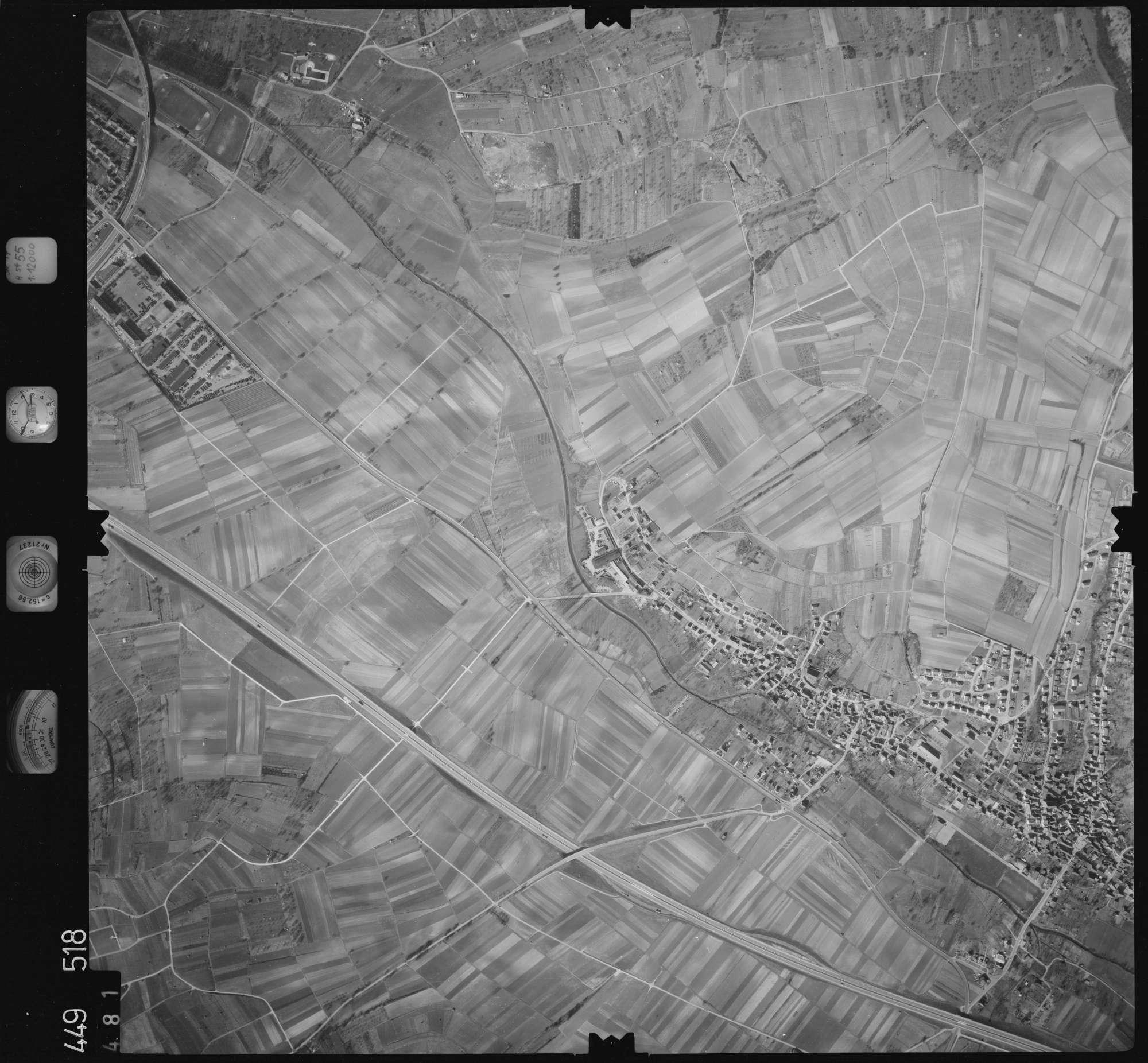 Luftbild: Film 14 Bildnr. 481, Bild 1
