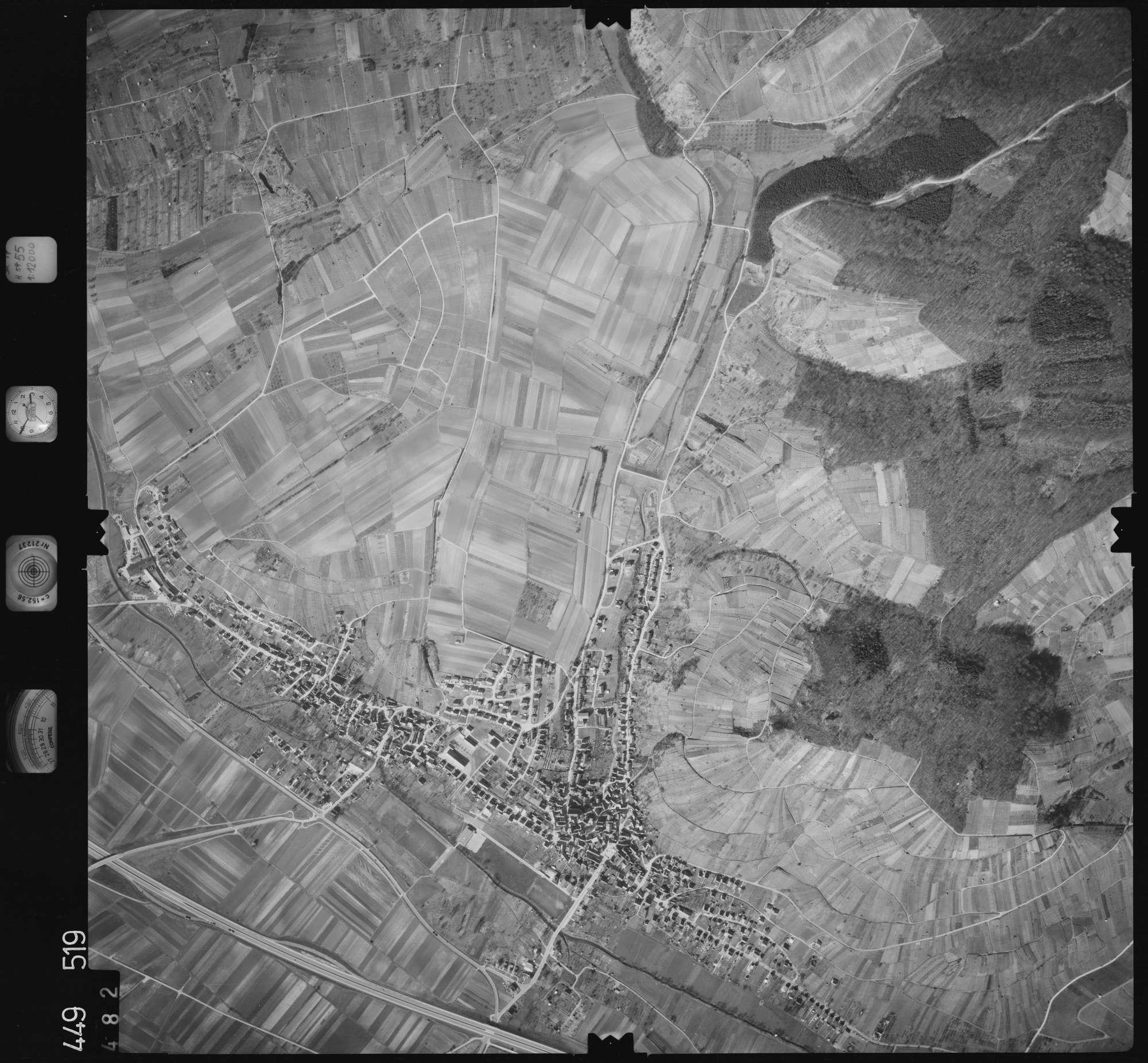 Luftbild: Film 14 Bildnr. 482, Bild 1