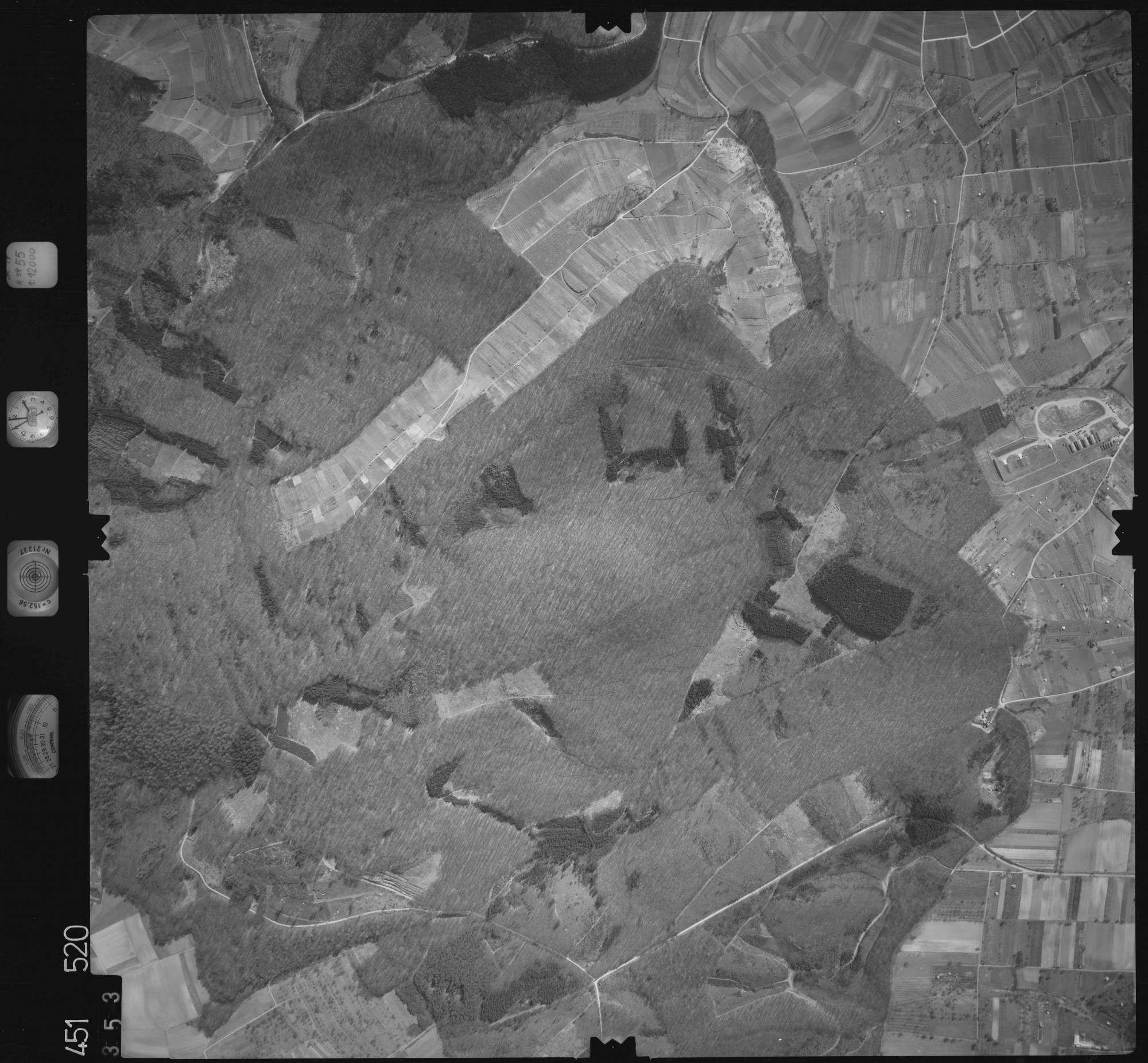 Luftbild: Film 15 Bildnr. 353, Bild 1