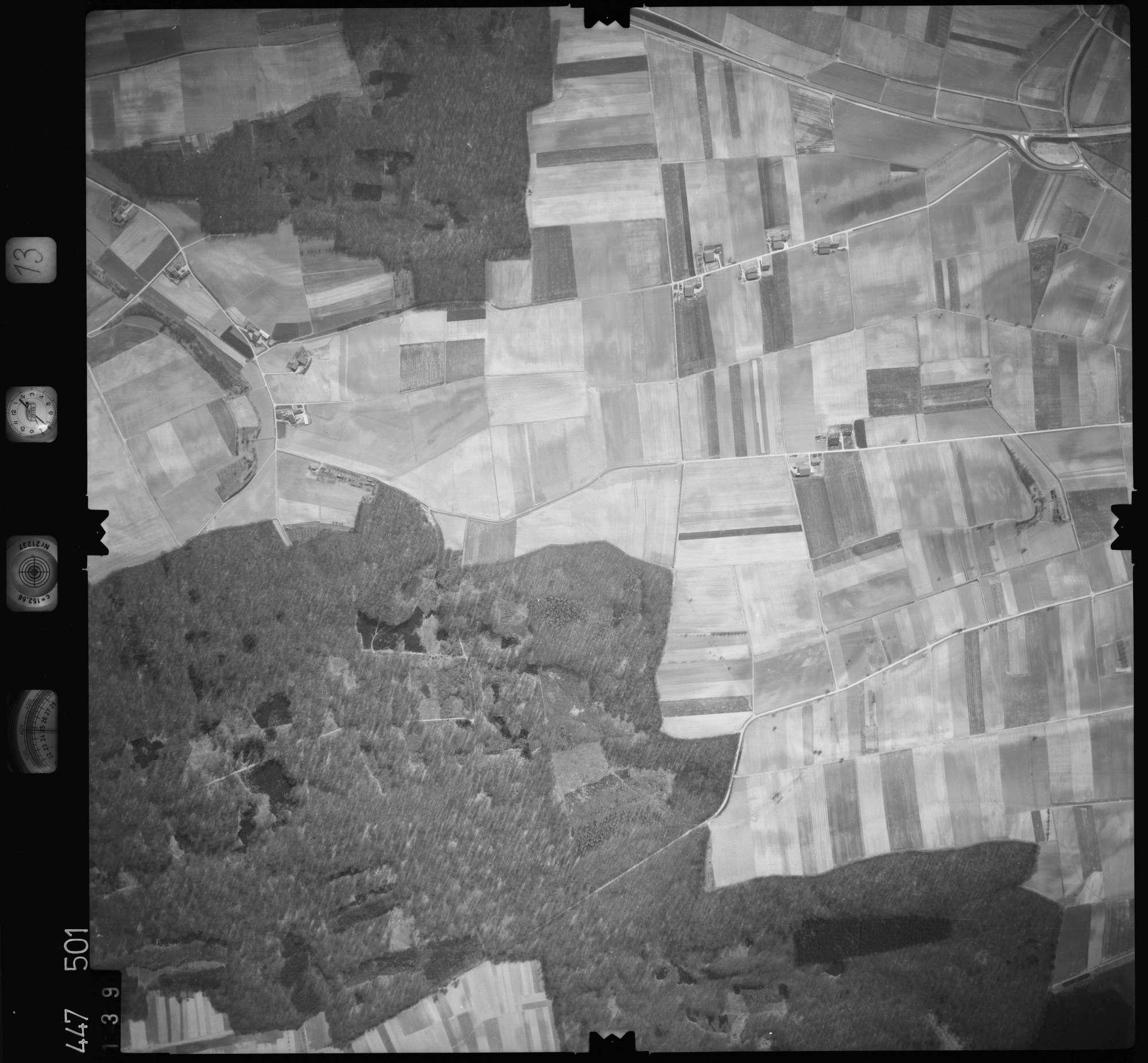 Luftbild: Film 13 Bildnr. 139, Bild 1