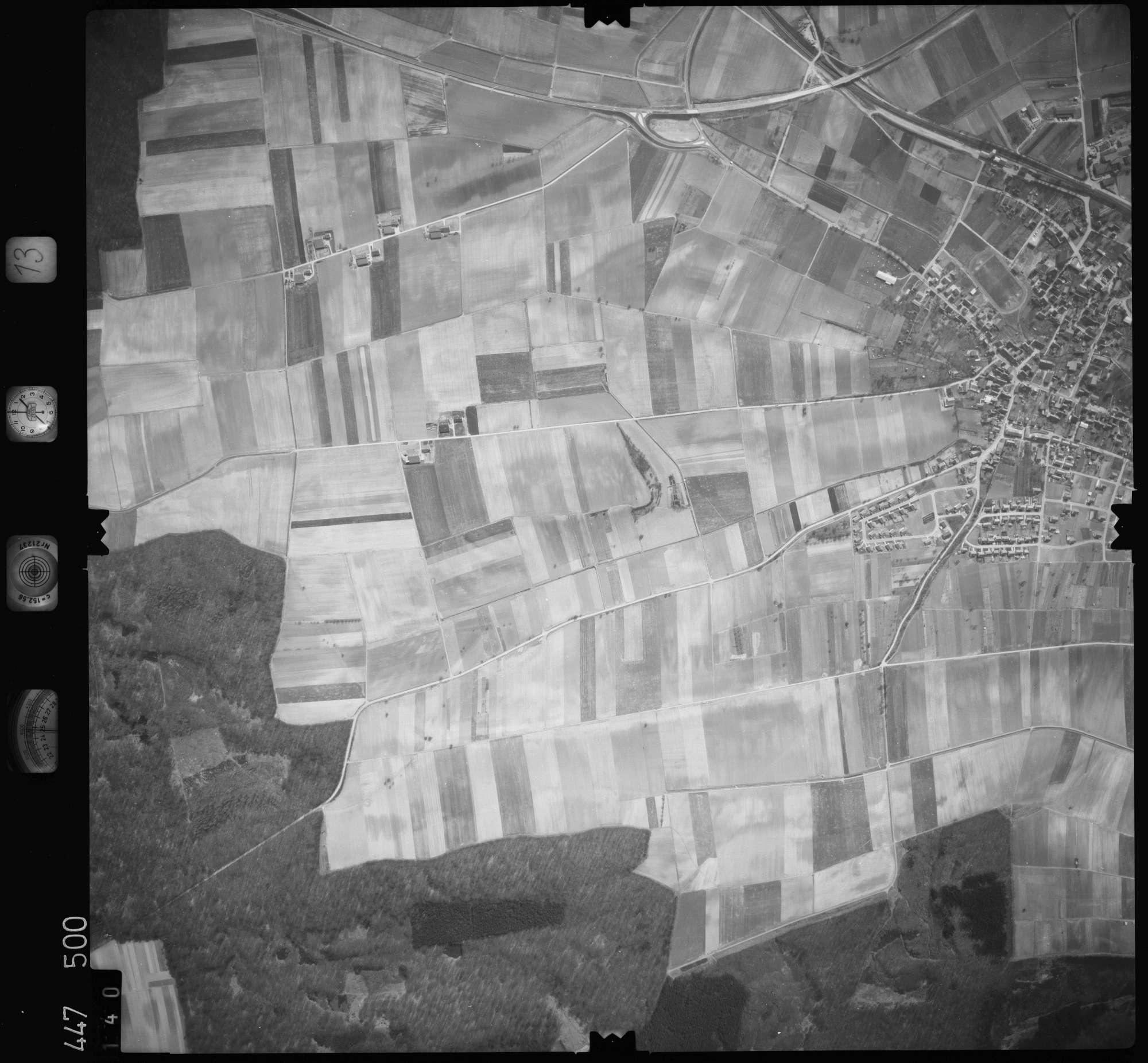 Luftbild: Film 13 Bildnr. 140, Bild 1