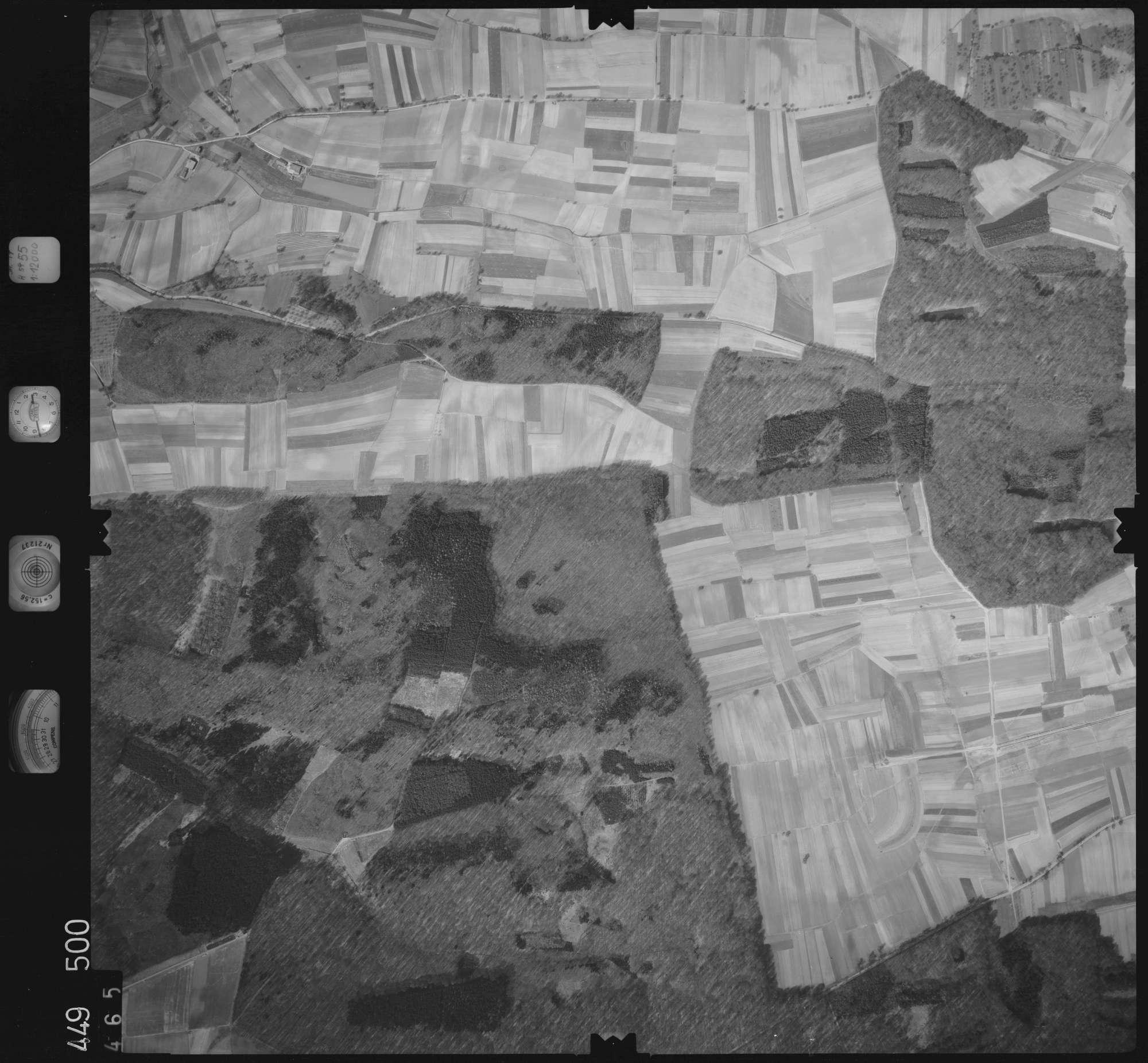 Luftbild: Film 14 Bildnr. 465, Bild 1