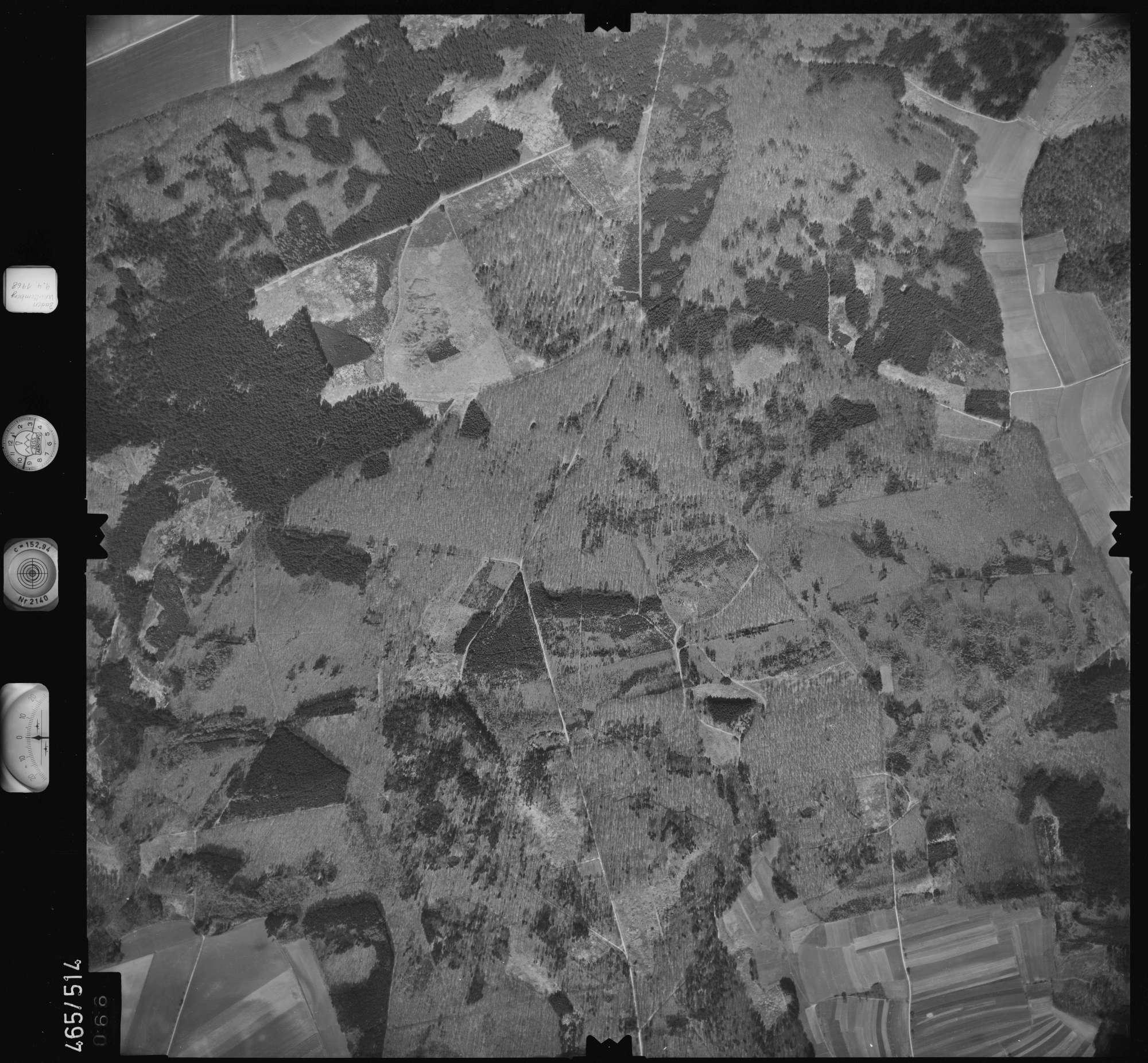 Luftbild: Film 102 Bildnr. 66, Bild 1