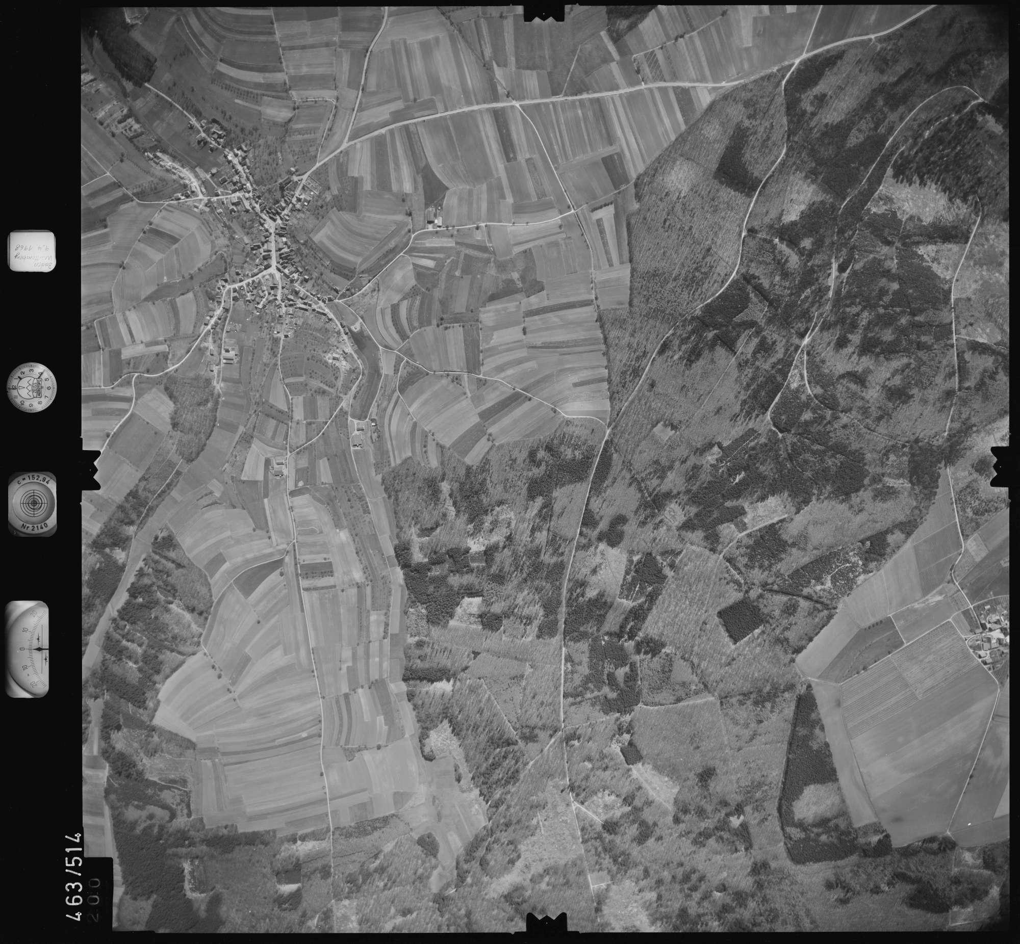 Luftbild: Film 102 Bildnr. 200, Bild 1