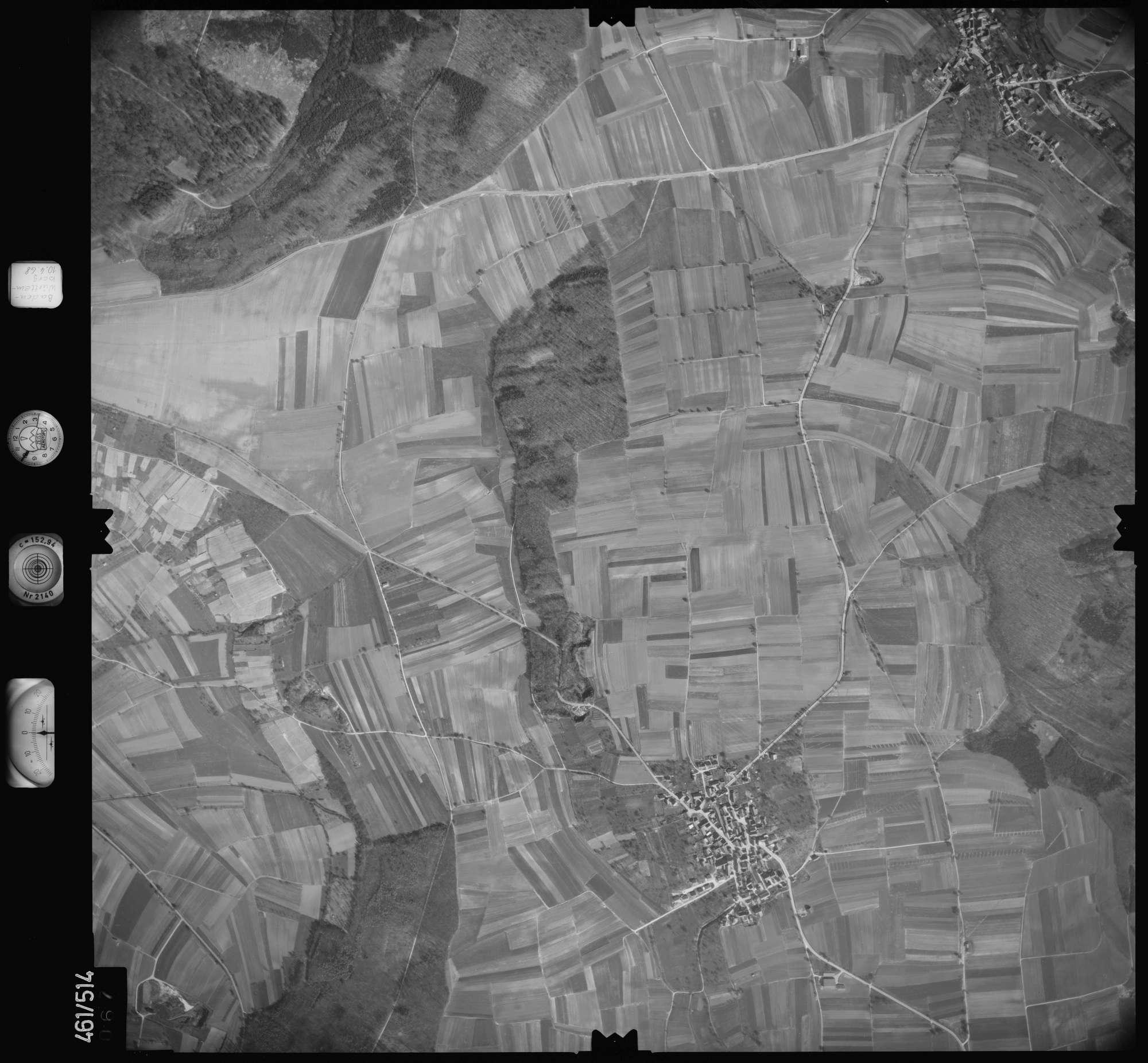 Luftbild: Film 103 Bildnr. 67, Bild 1