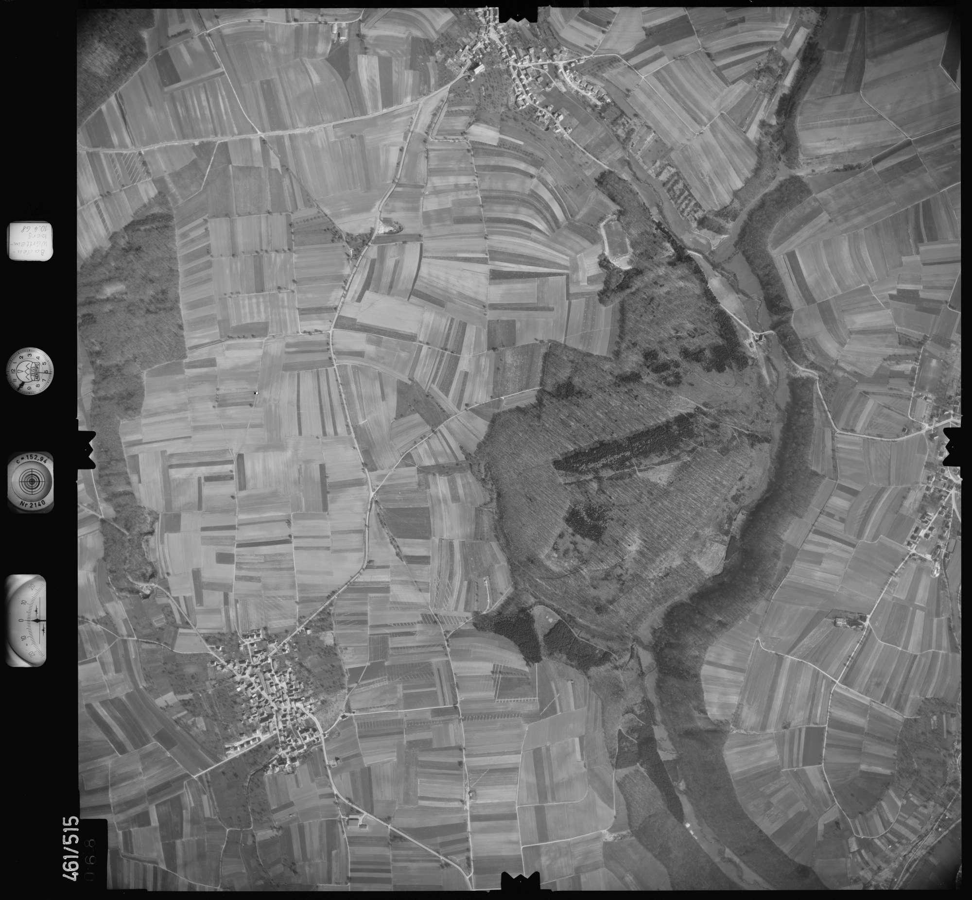 Luftbild: Film 103 Bildnr. 68, Bild 1