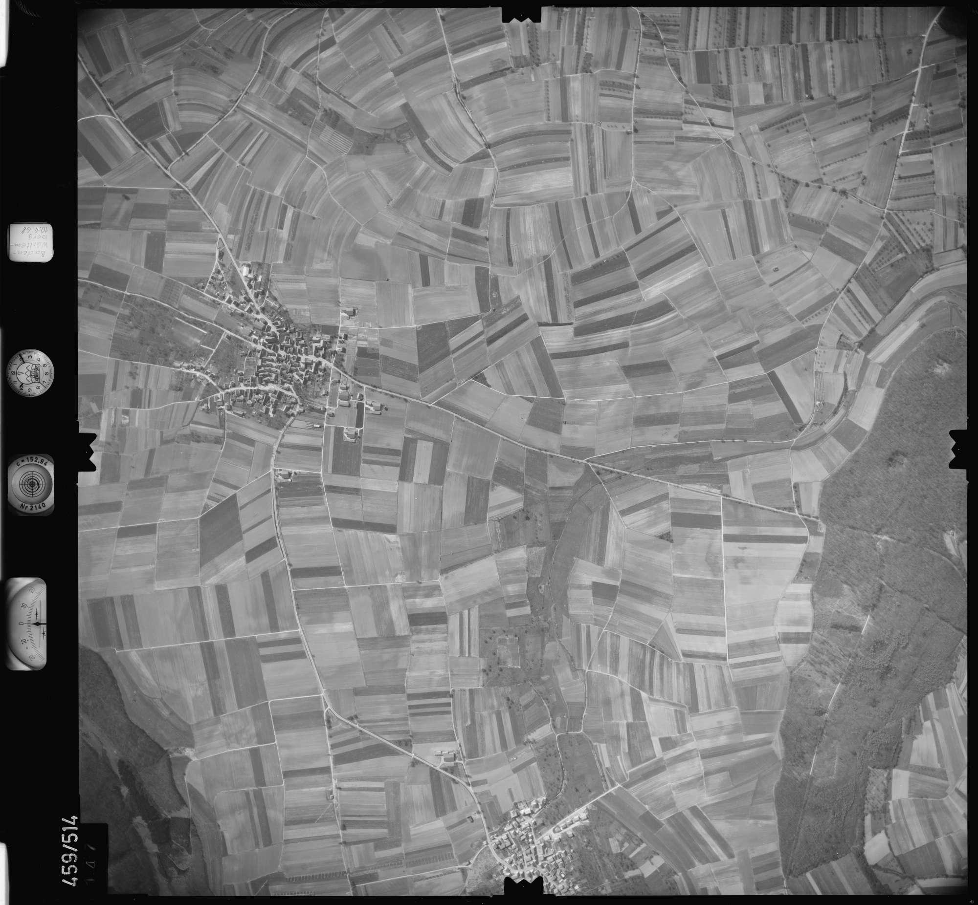 Luftbild: Film 103 Bildnr. 147, Bild 1