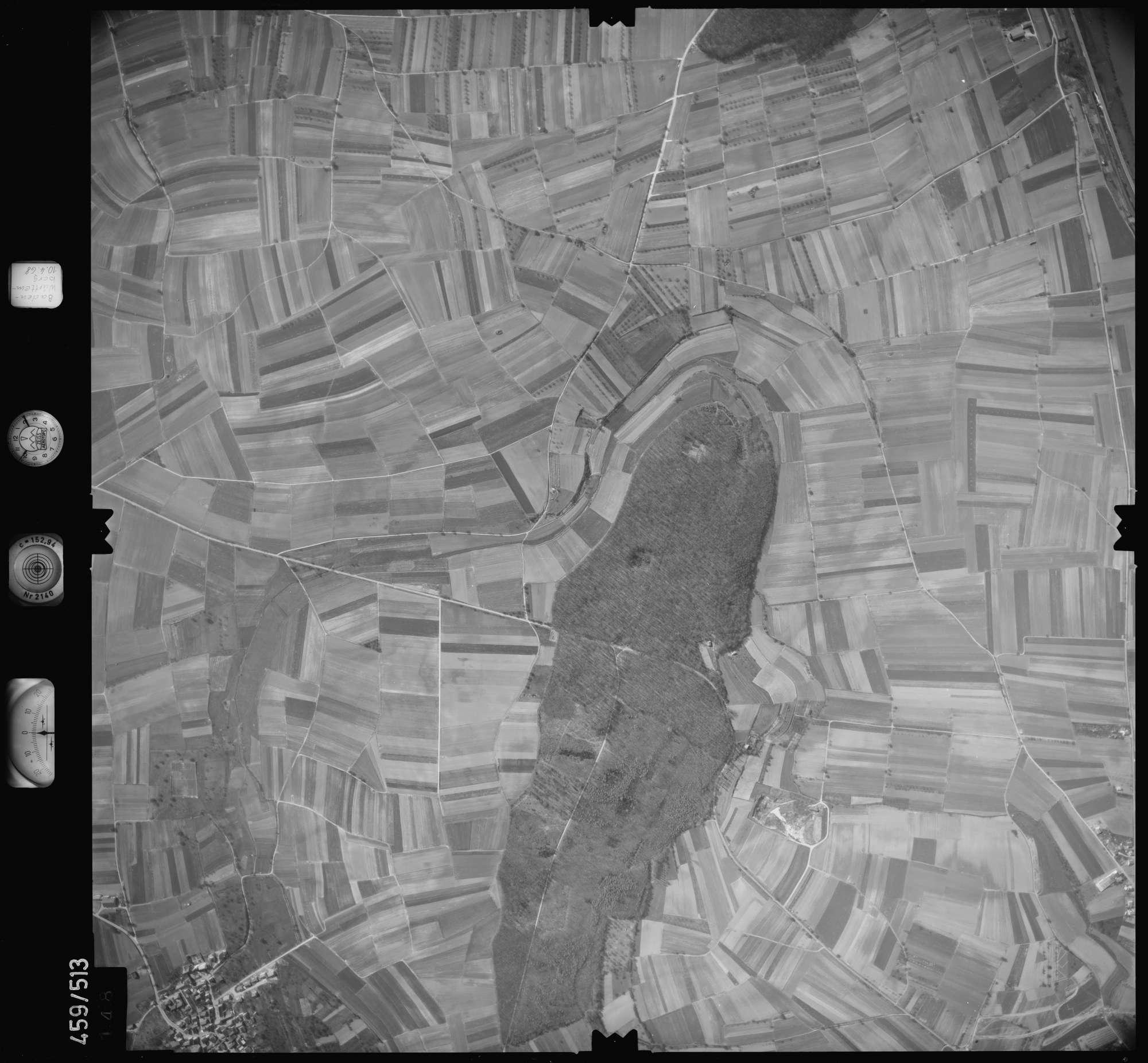 Luftbild: Film 103 Bildnr. 148, Bild 1