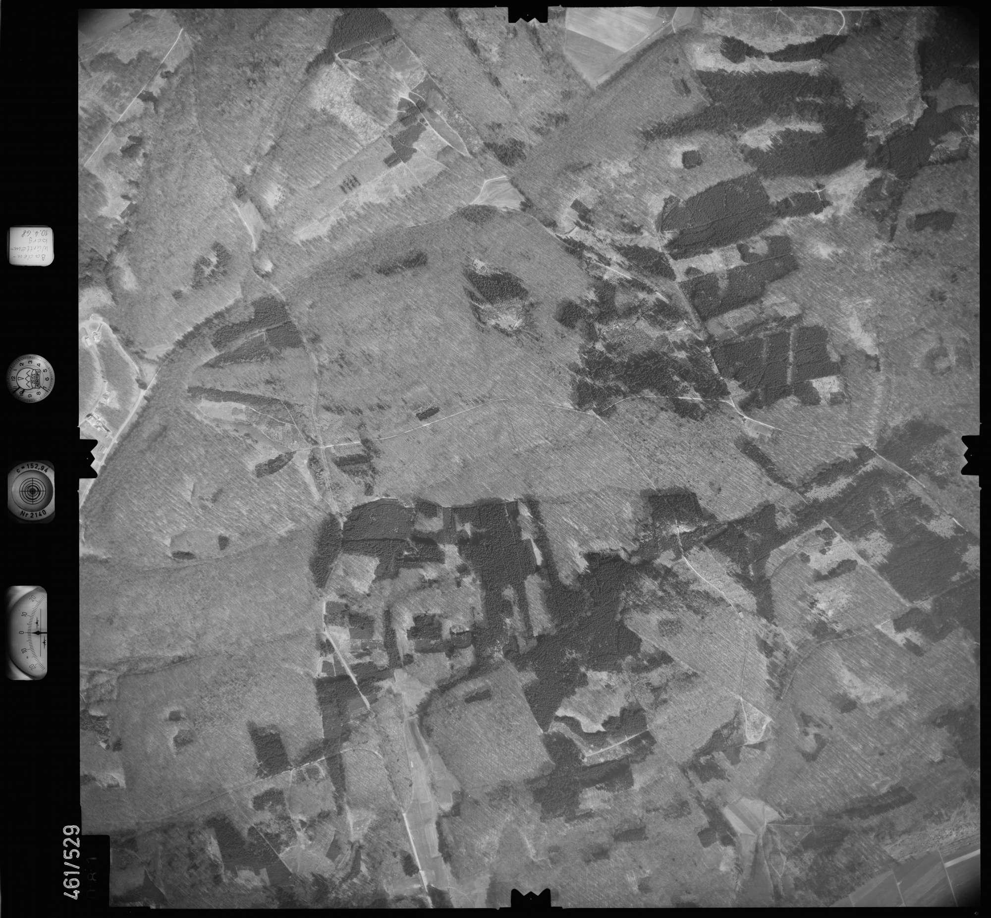 Luftbild: Film 103 Bildnr. 81, Bild 1