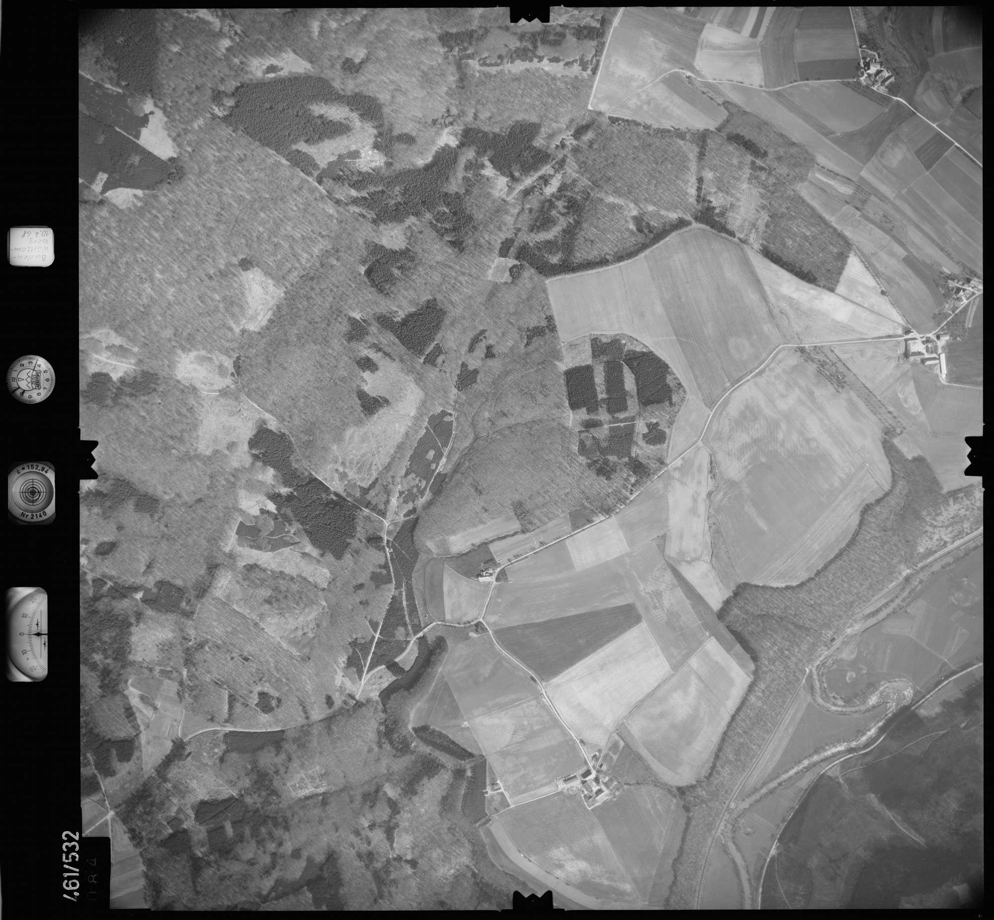 Luftbild: Film 103 Bildnr. 84, Bild 1