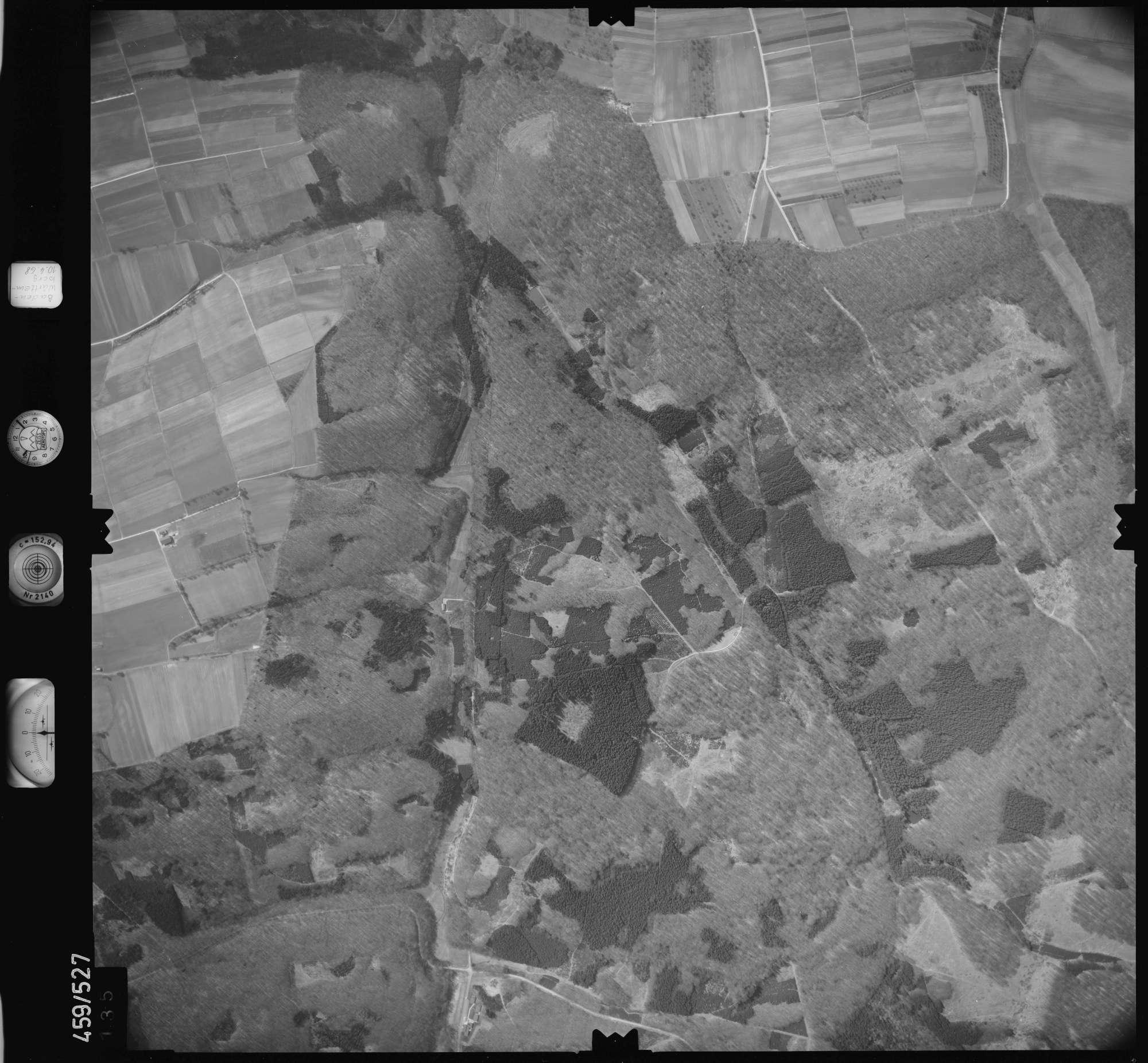 Luftbild: Film 103 Bildnr. 135, Bild 1