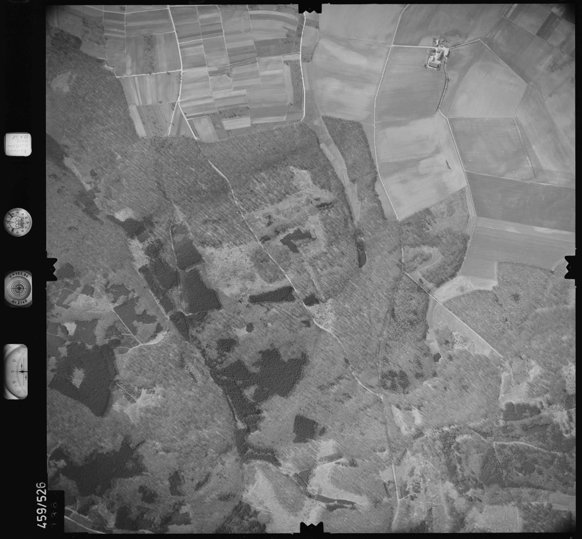 Luftbild: Film 103 Bildnr. 136, Bild 1