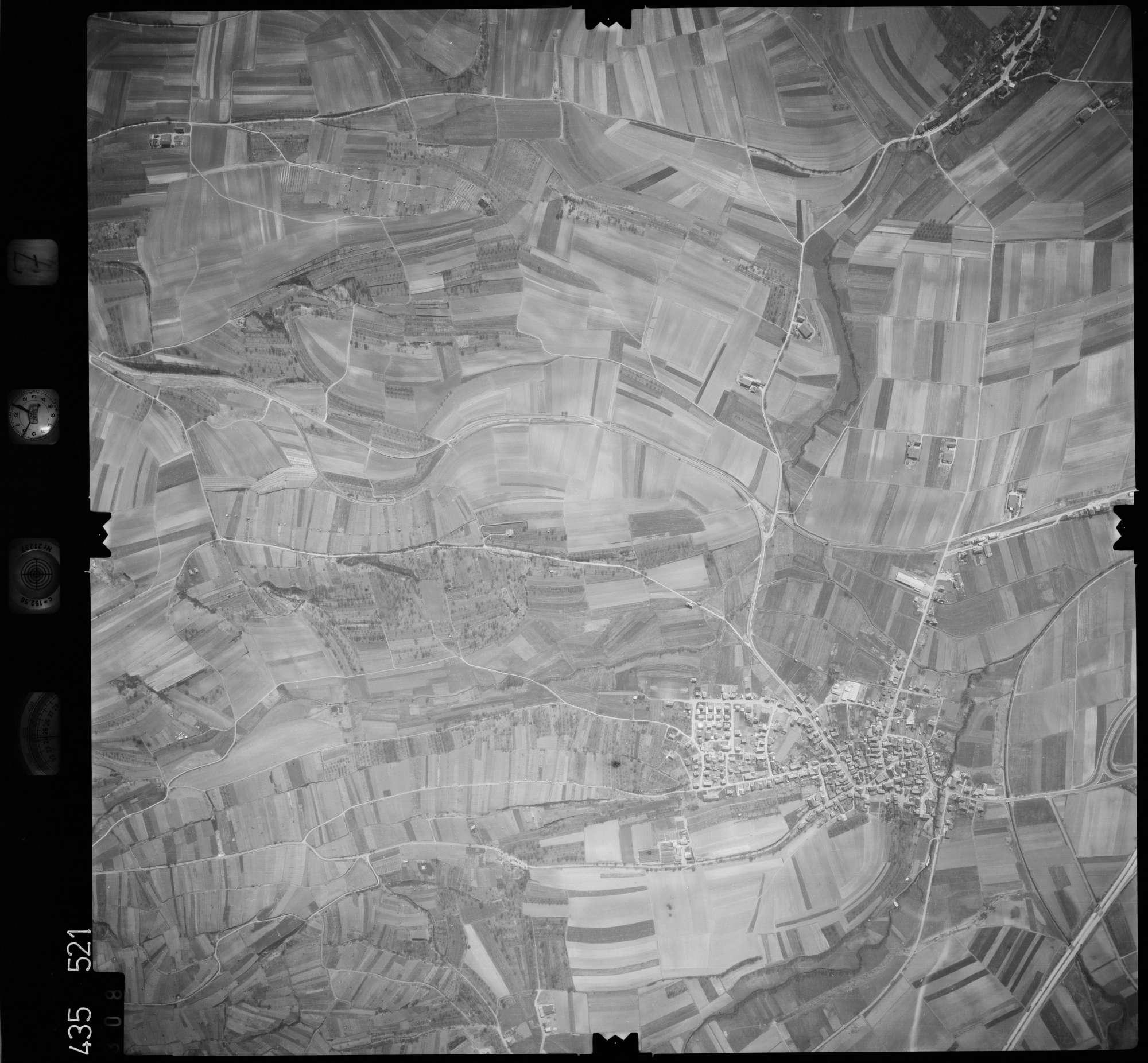 Luftbild: Film 7 Bildnr. 308, Bild 1