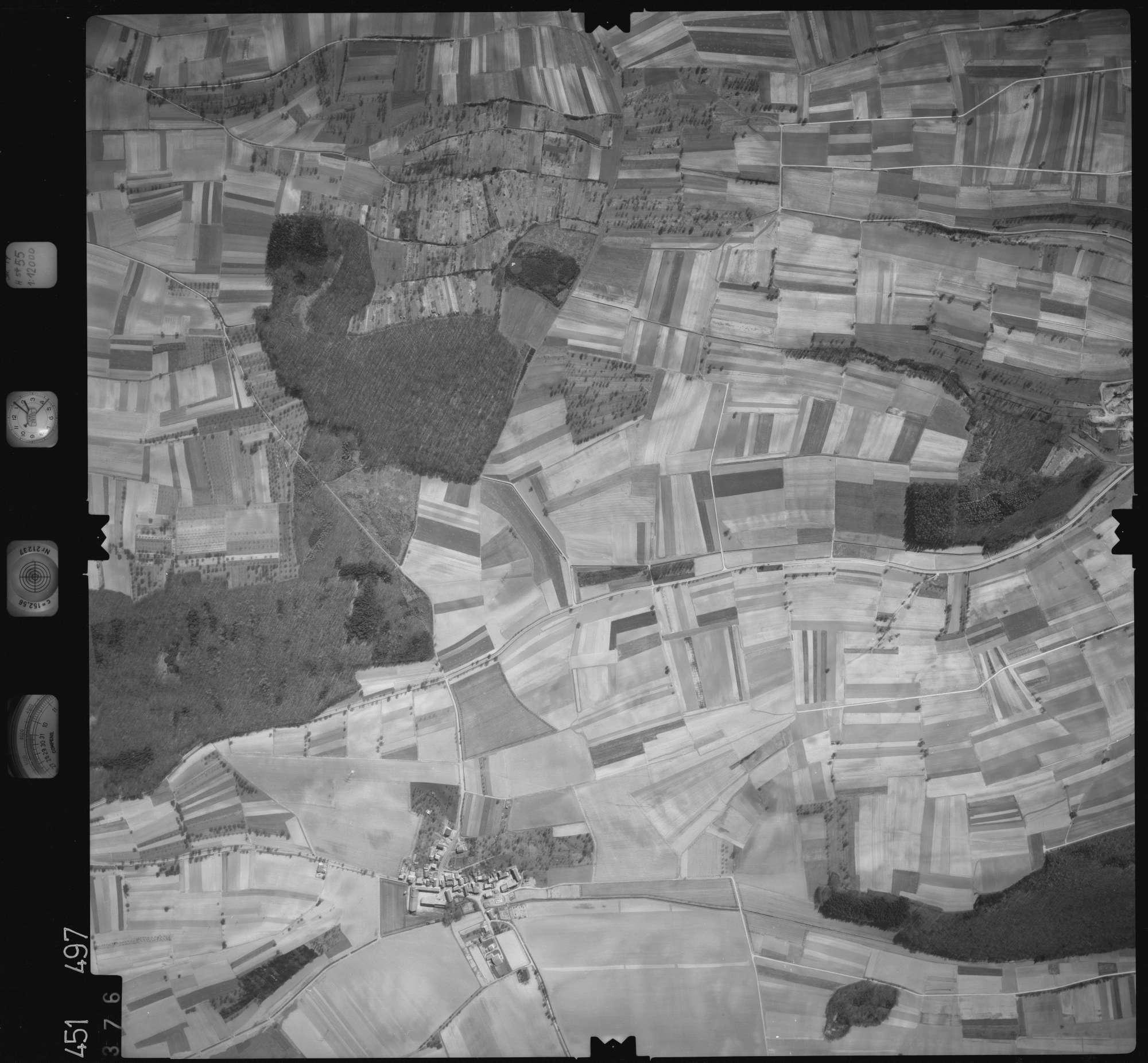 Luftbild: Film 15 Bildnr. 376, Bild 1