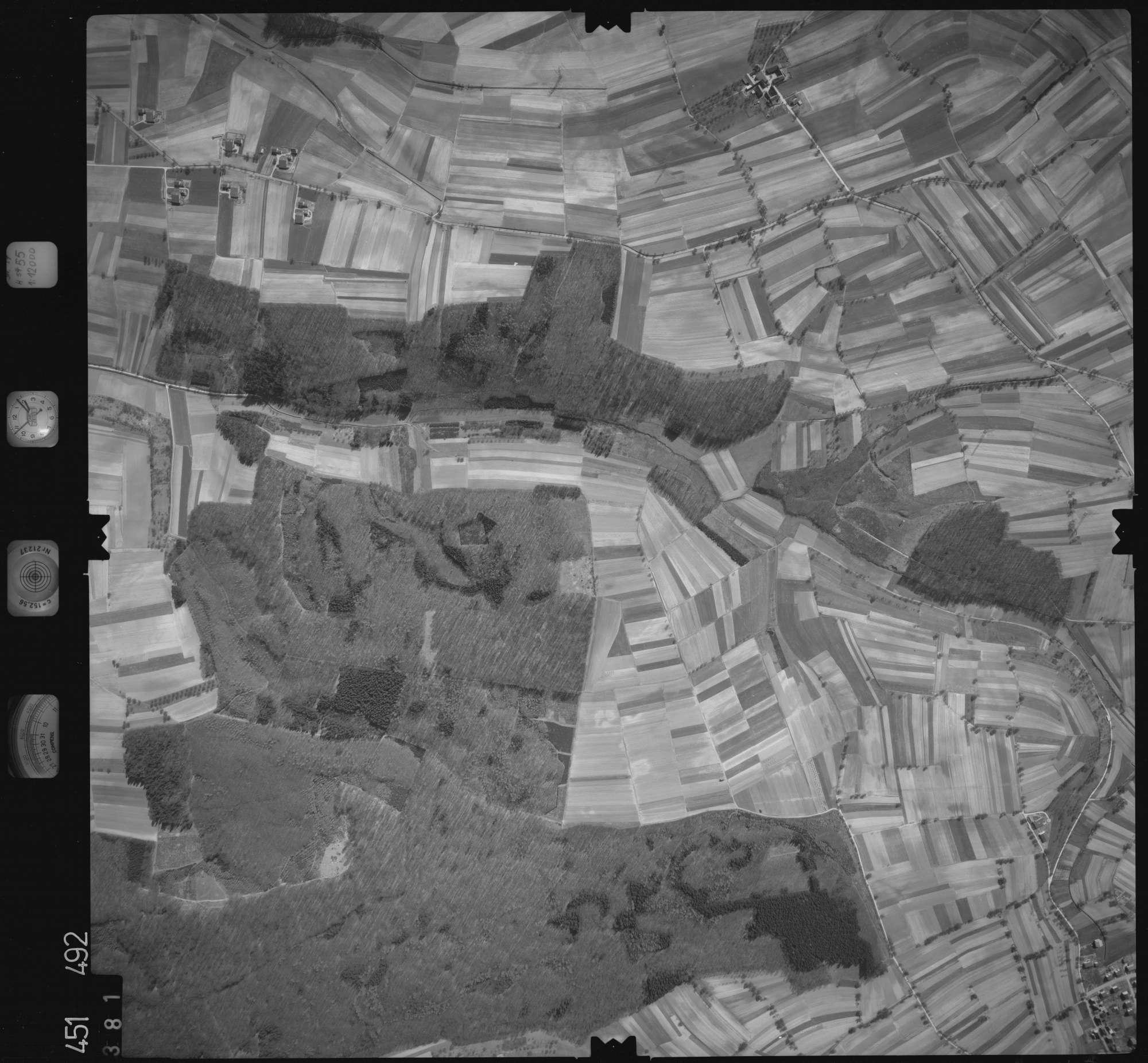Luftbild: Film 15 Bildnr. 381, Bild 1