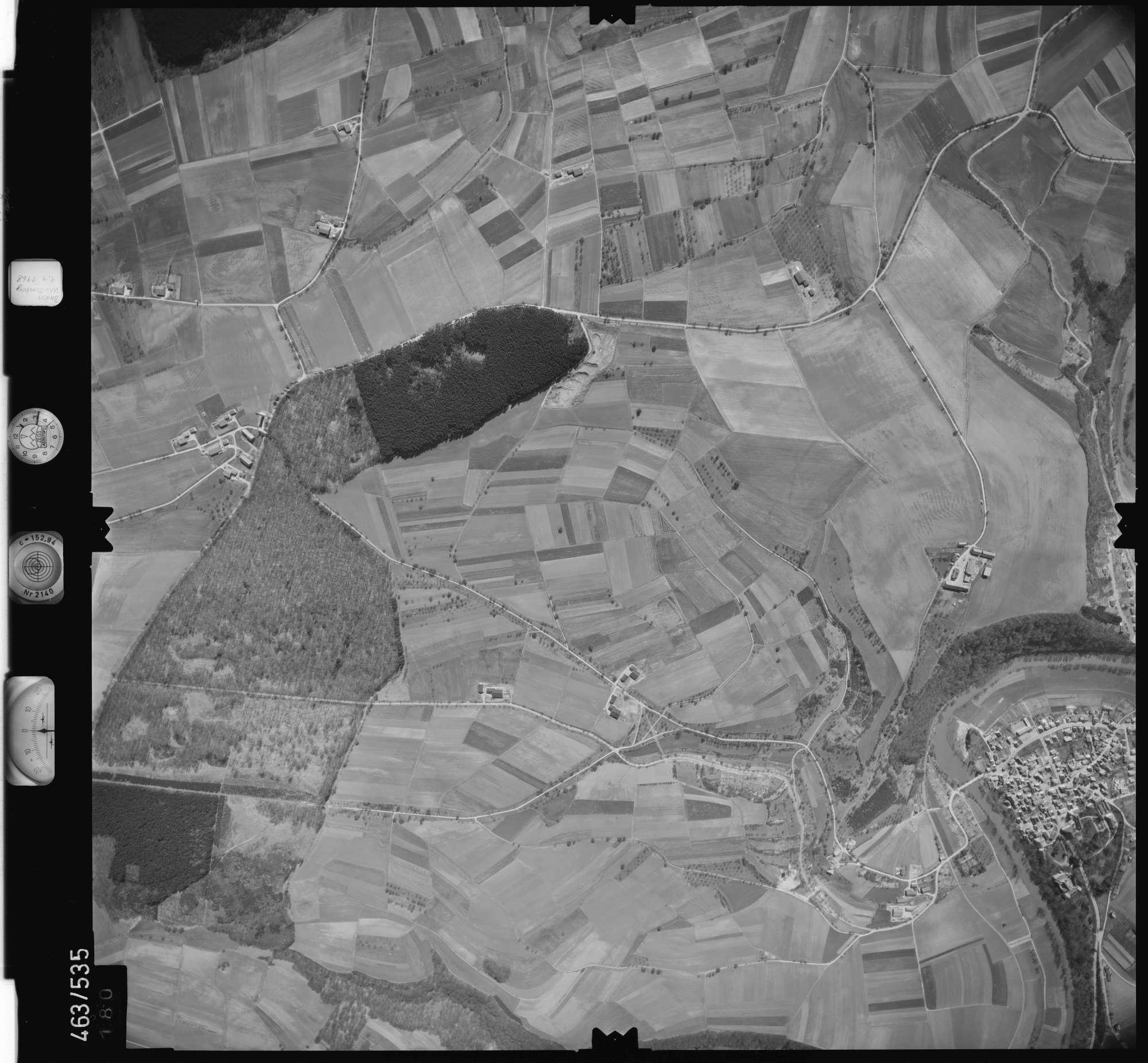 Luftbild: Film 102 Bildnr. 180, Bild 1