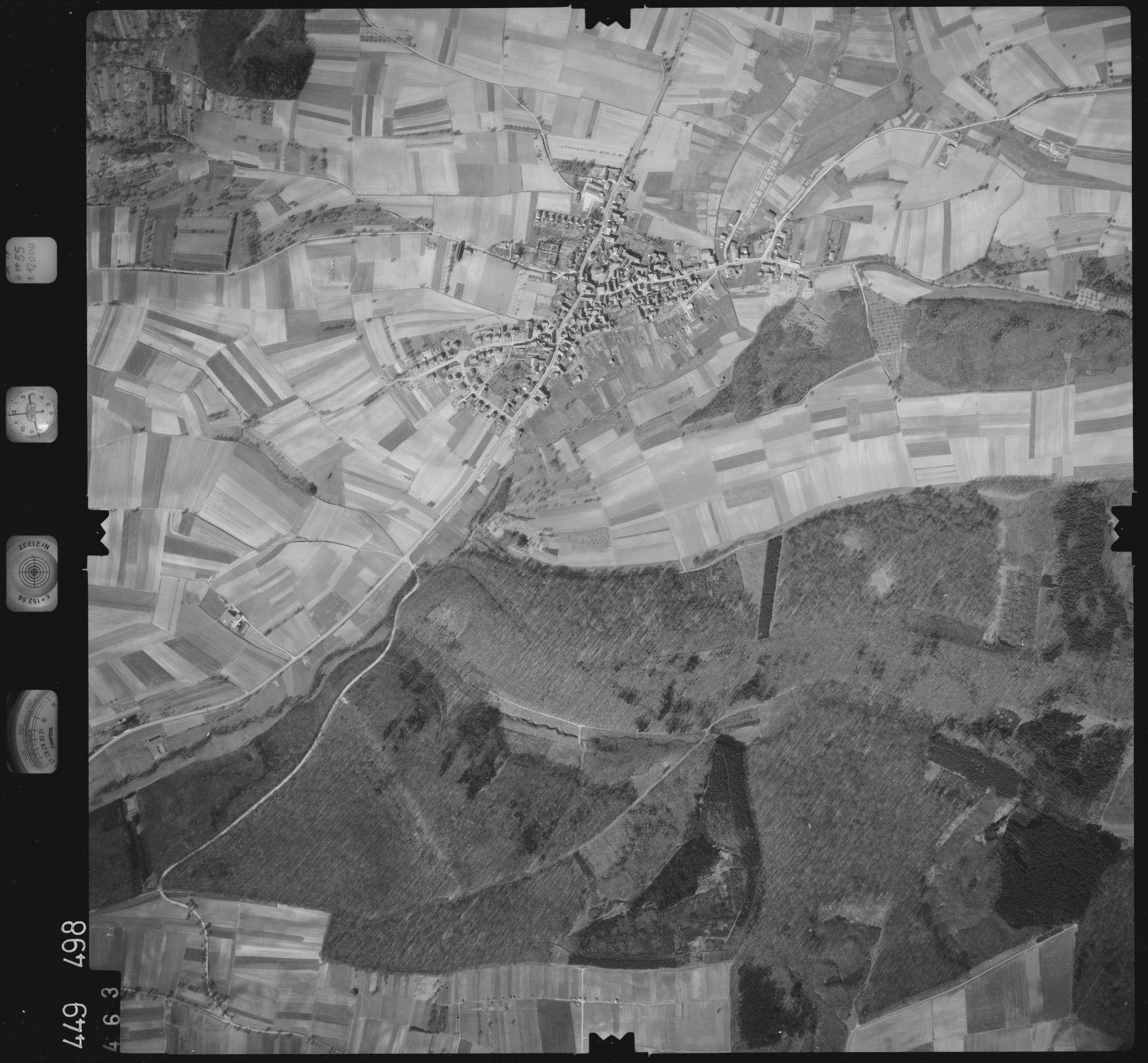 Luftbild: Film 14 Bildnr. 463, Bild 1