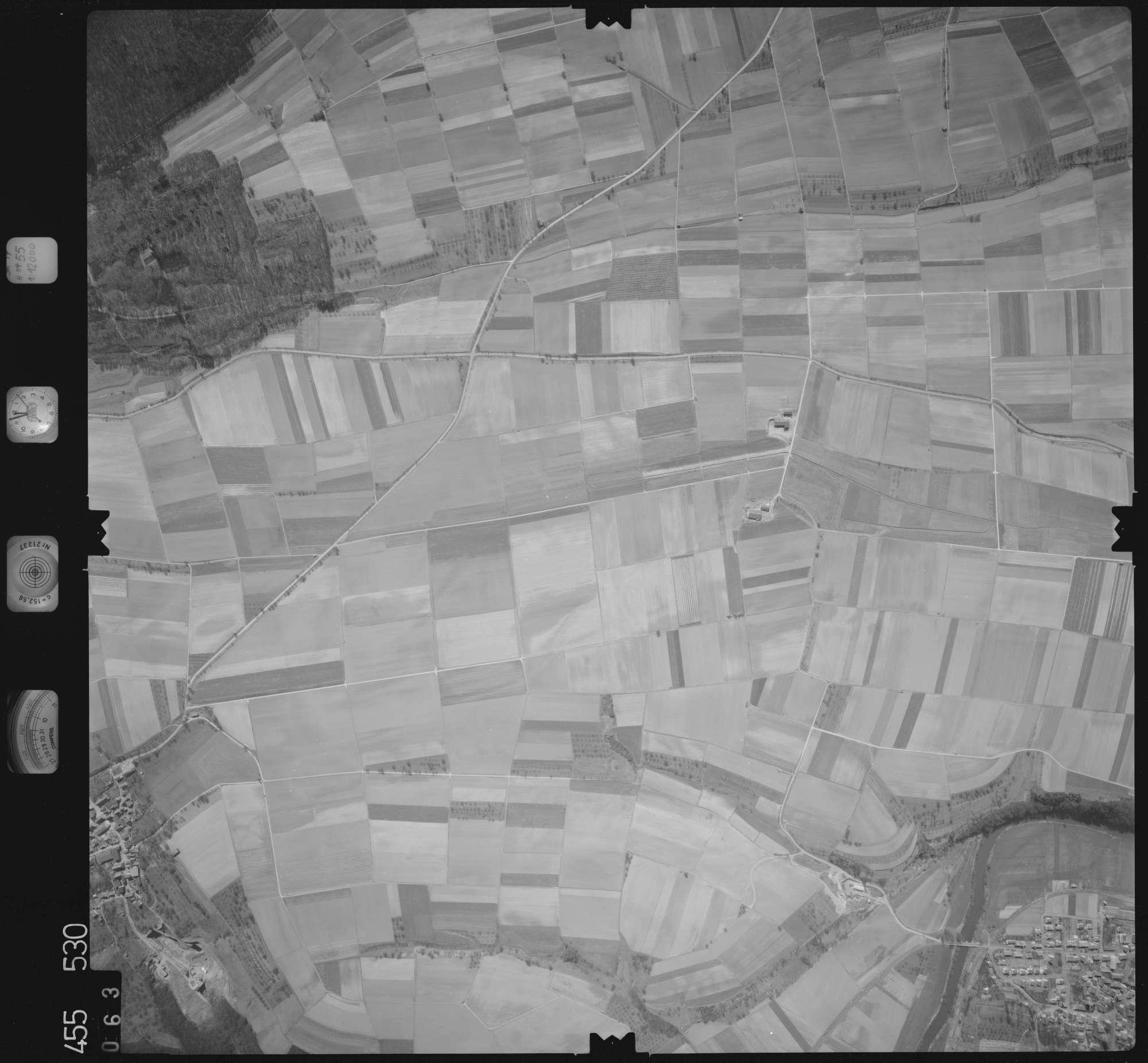 Luftbild: Film 17 Bildnr. 63, Bild 1