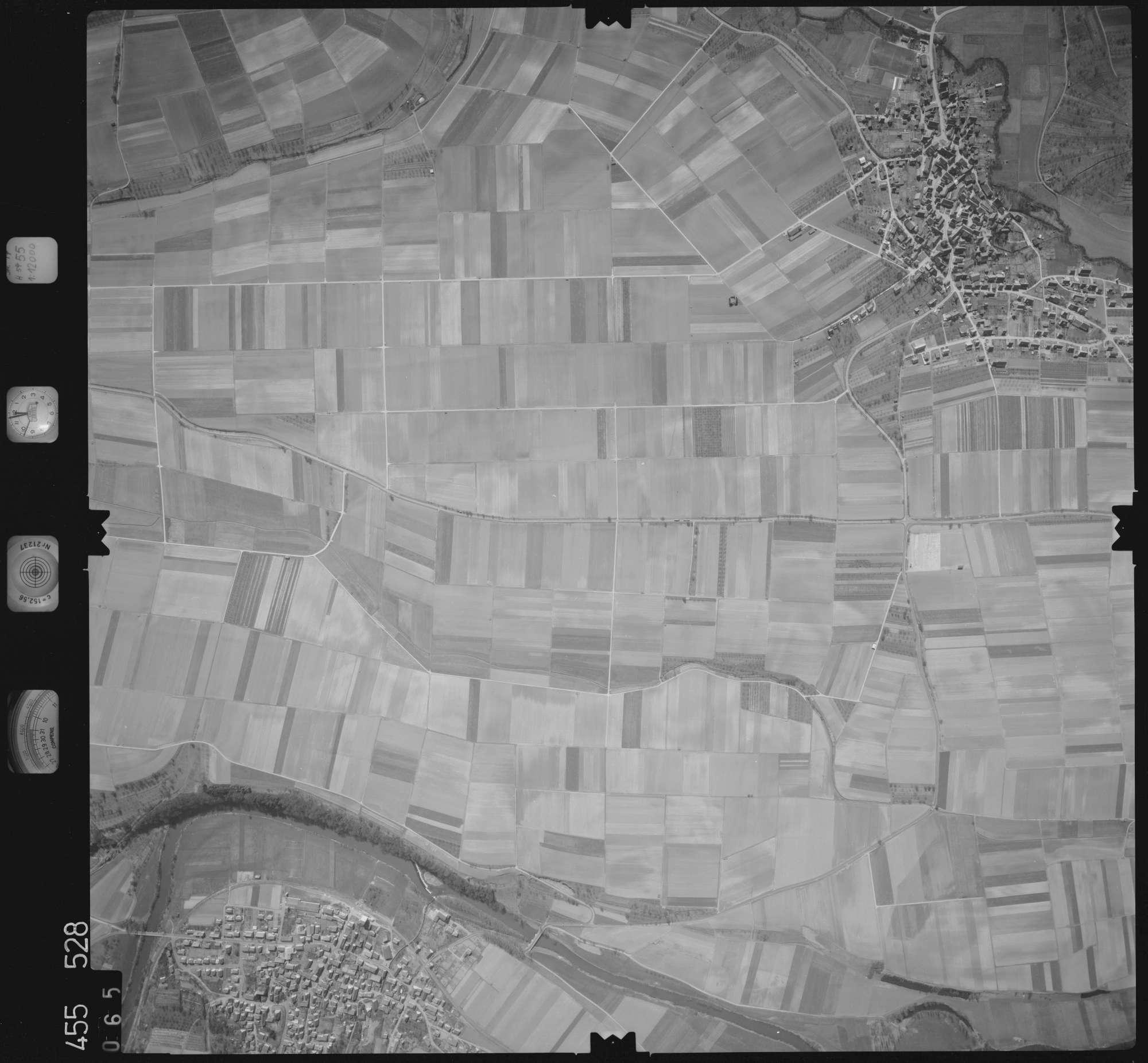 Luftbild: Film 17 Bildnr. 65, Bild 1