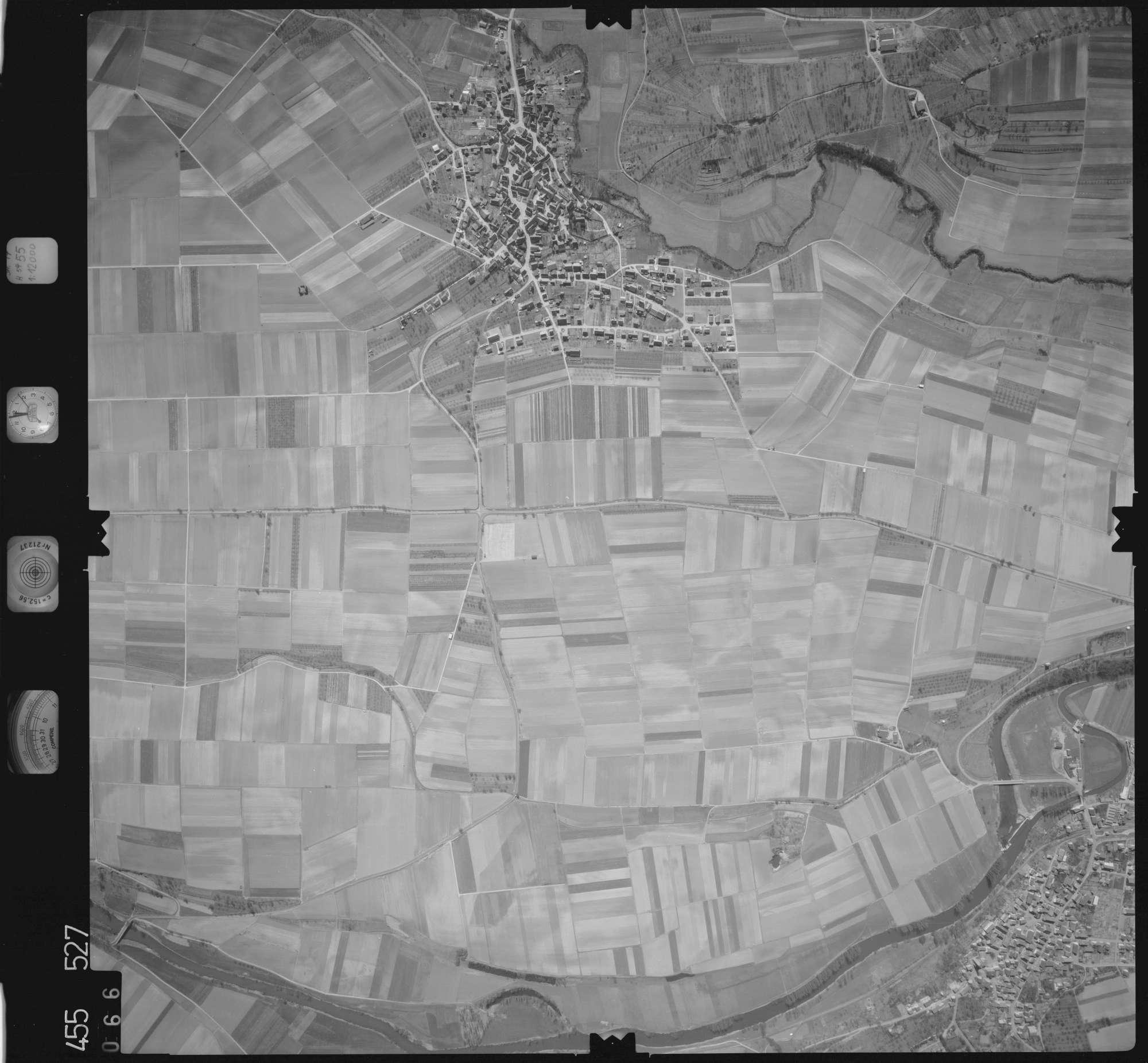 Luftbild: Film 17 Bildnr. 66, Bild 1