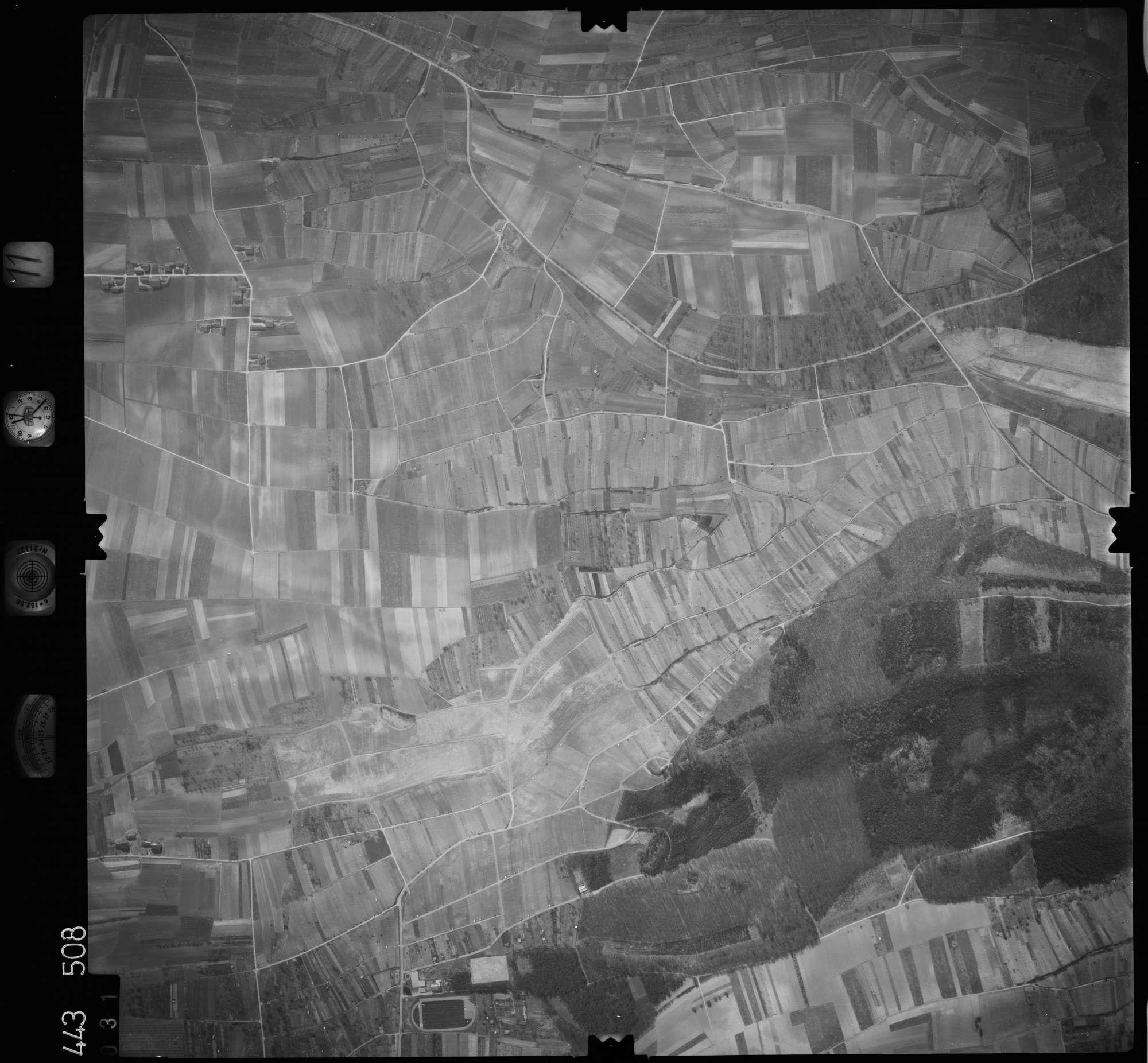 Luftbild: Film 11 Bildnr. 31, Bild 1