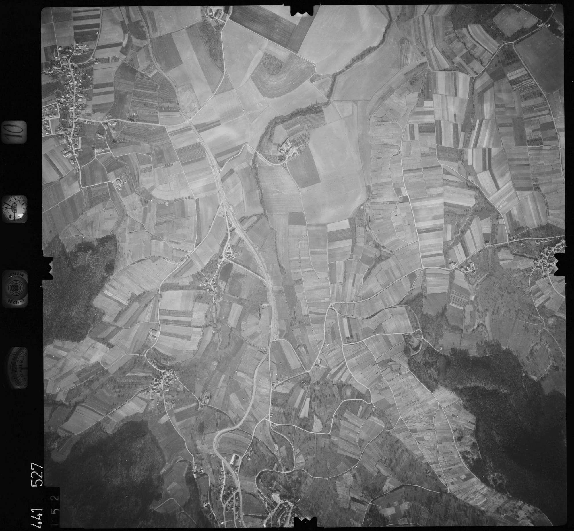 Luftbild: Film 10 Bildnr. 152, Bild 1