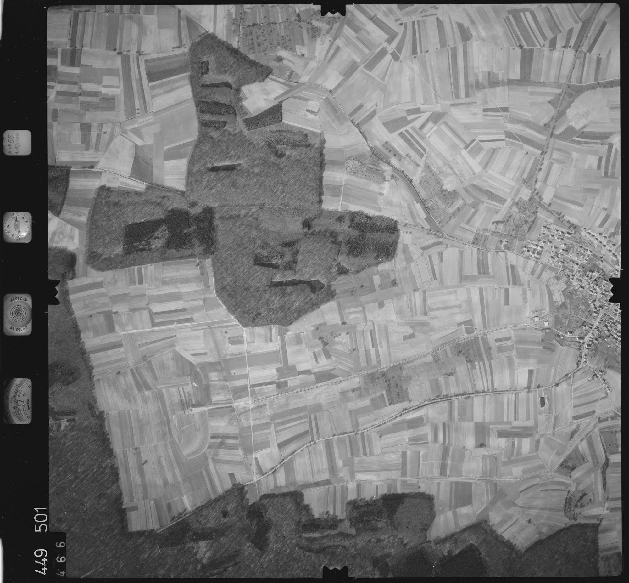 Luftbild: Film 14 Bildnr. 466, Bild 1