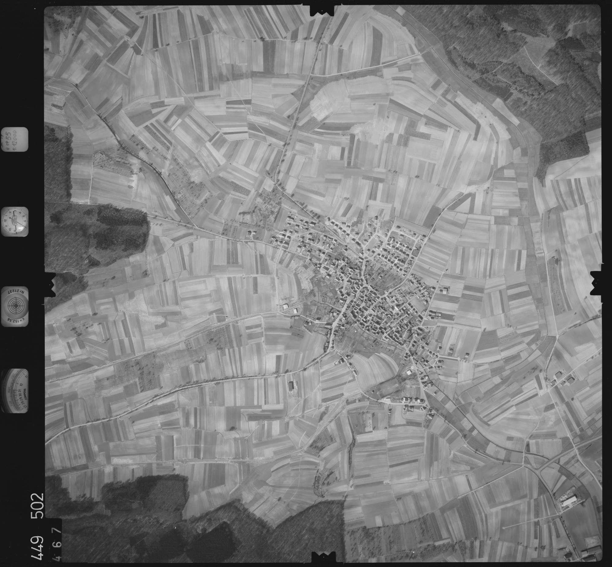 Luftbild: Film 14 Bildnr. 467, Bild 1