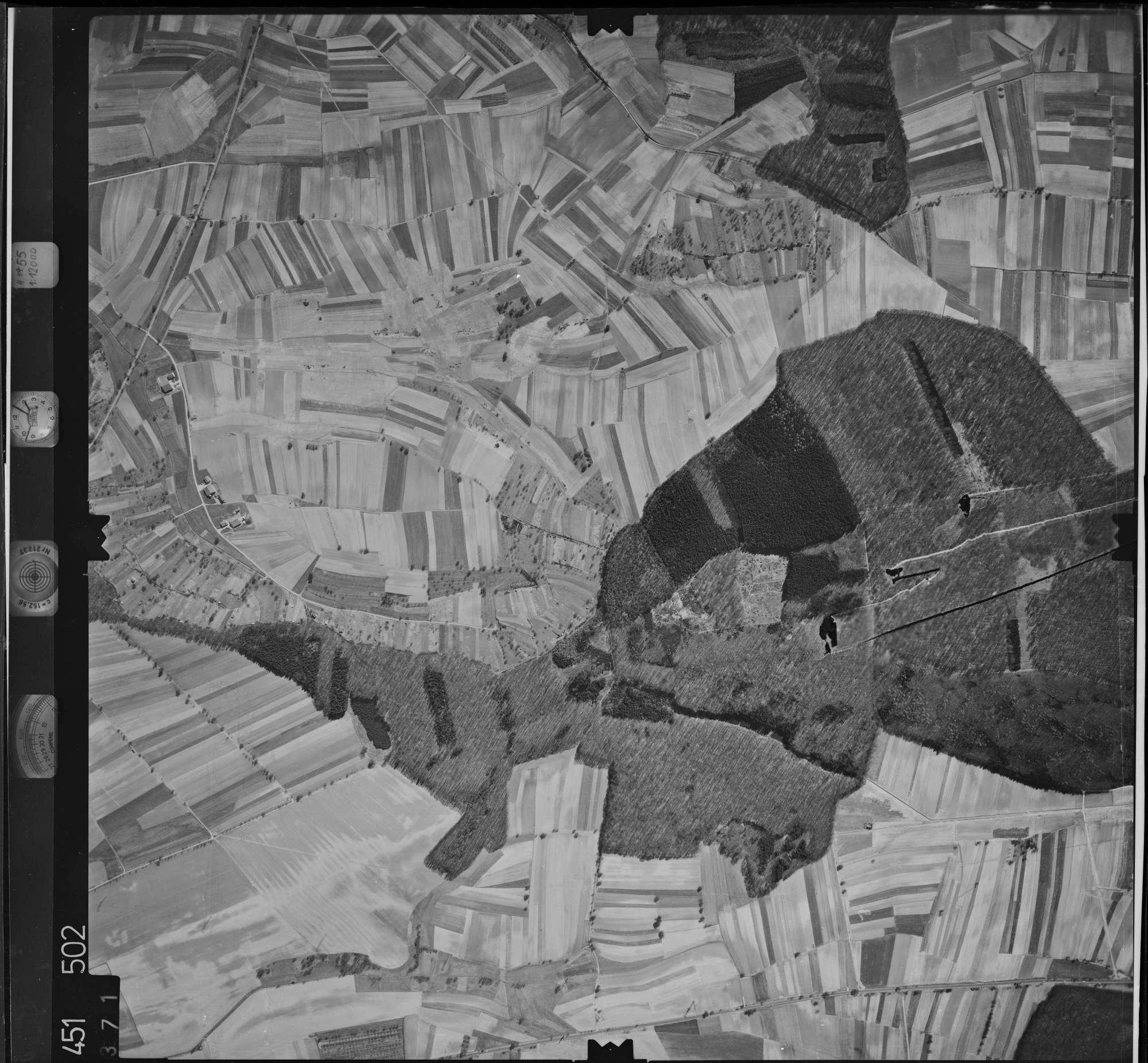 Luftbild: Film 15 Bildnr. 371, Bild 1
