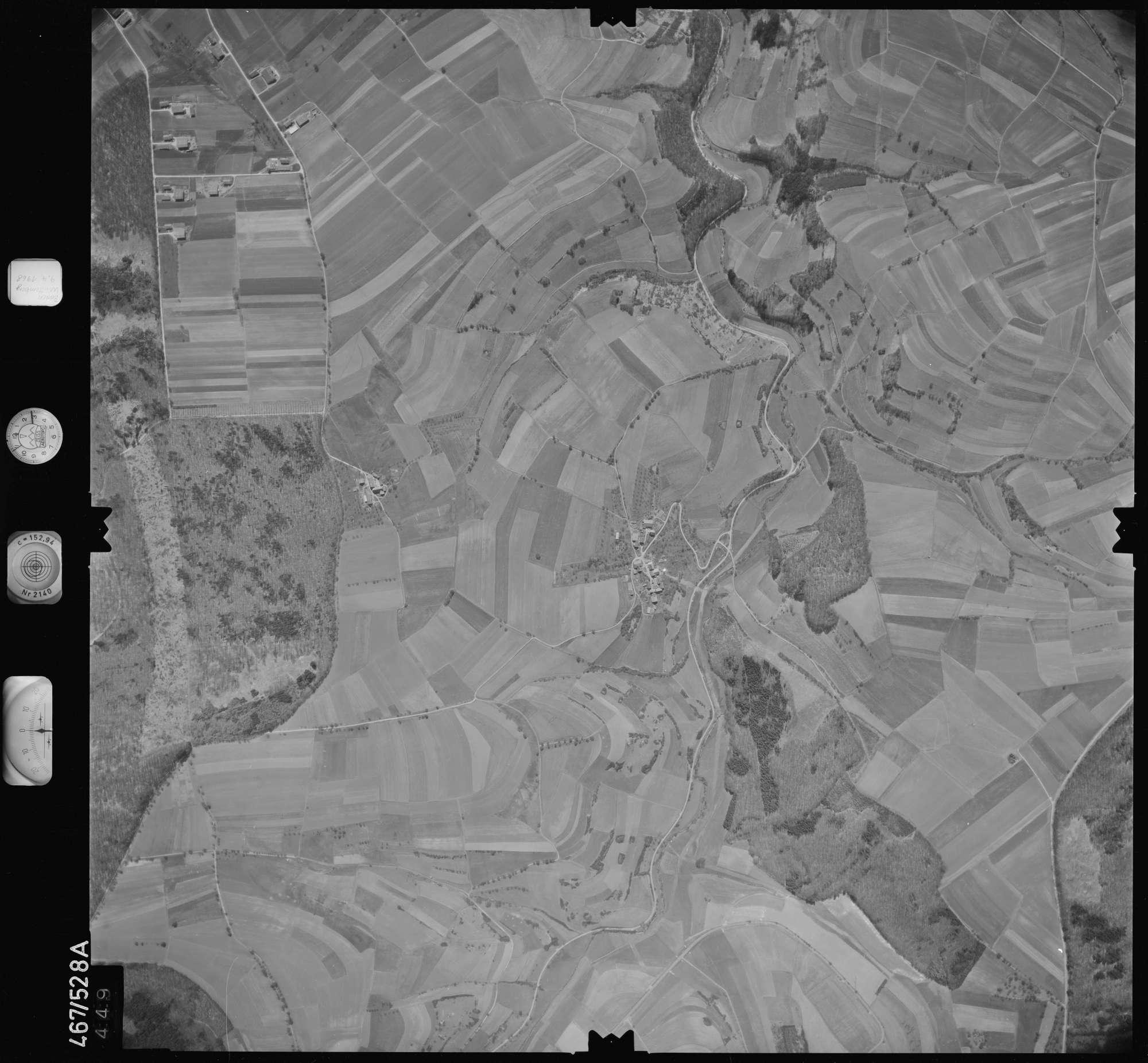 Luftbild: Film 101 Bildnr. 449, Bild 1