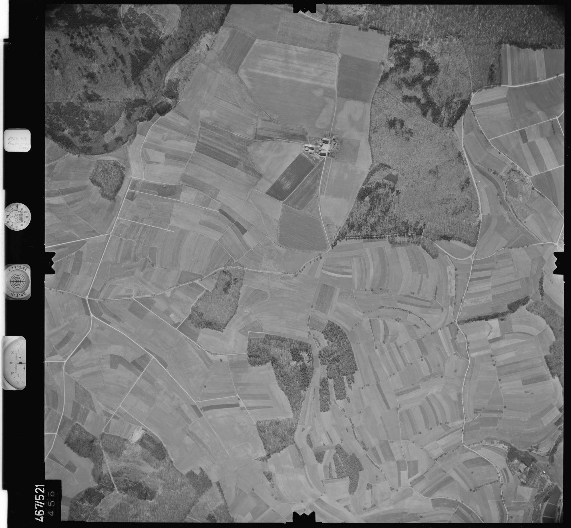 Luftbild: Film 101 Bildnr. 456, Bild 1