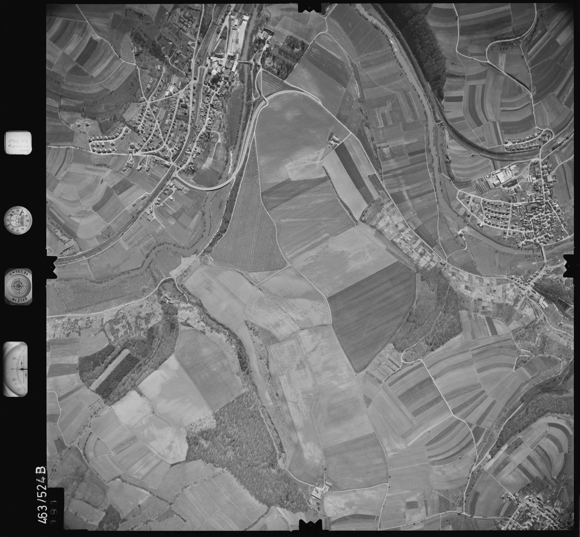 Luftbild: Film 102 Bildnr. 191, Bild 1