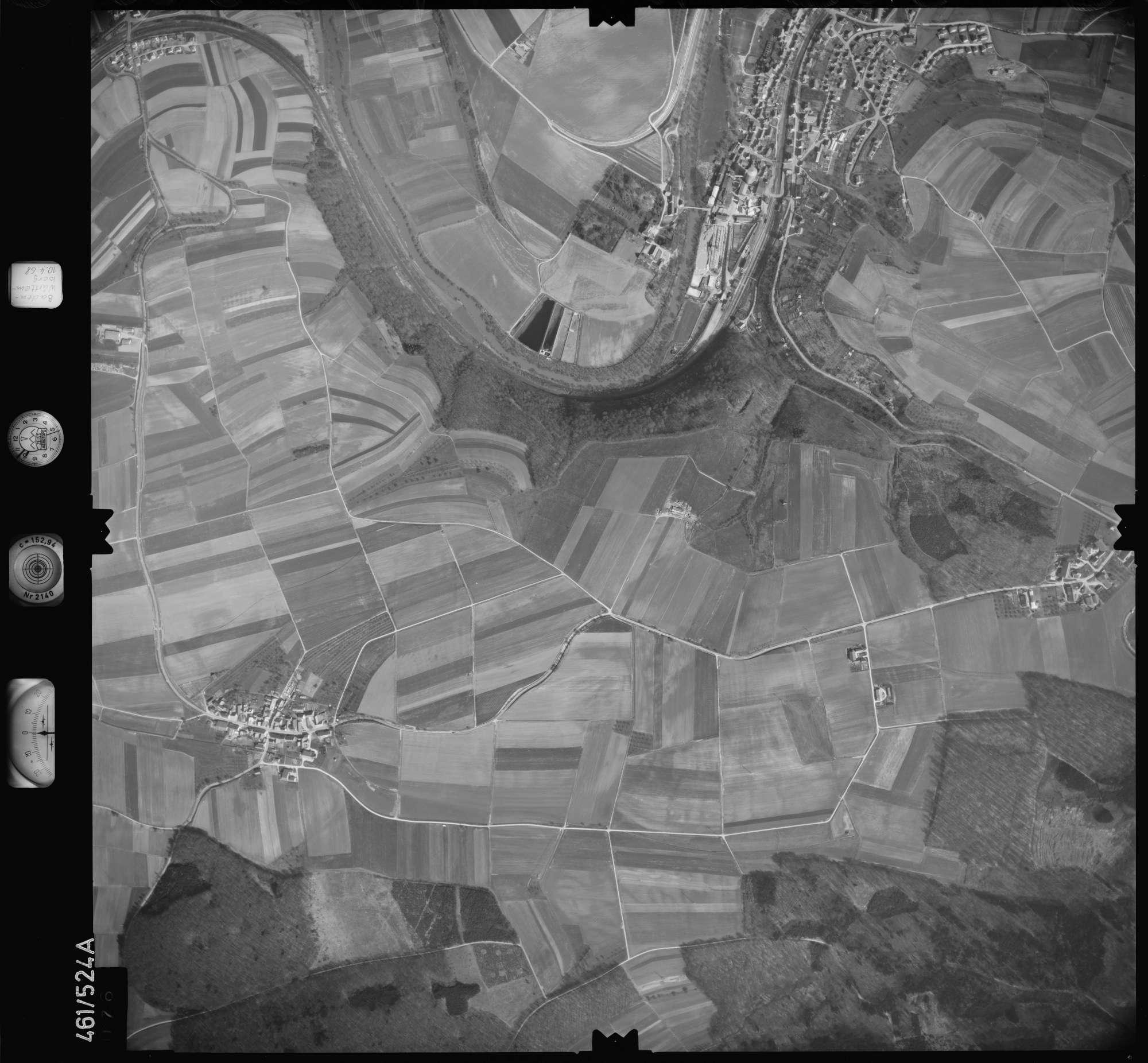 Luftbild: Film 103 Bildnr. 76, Bild 1