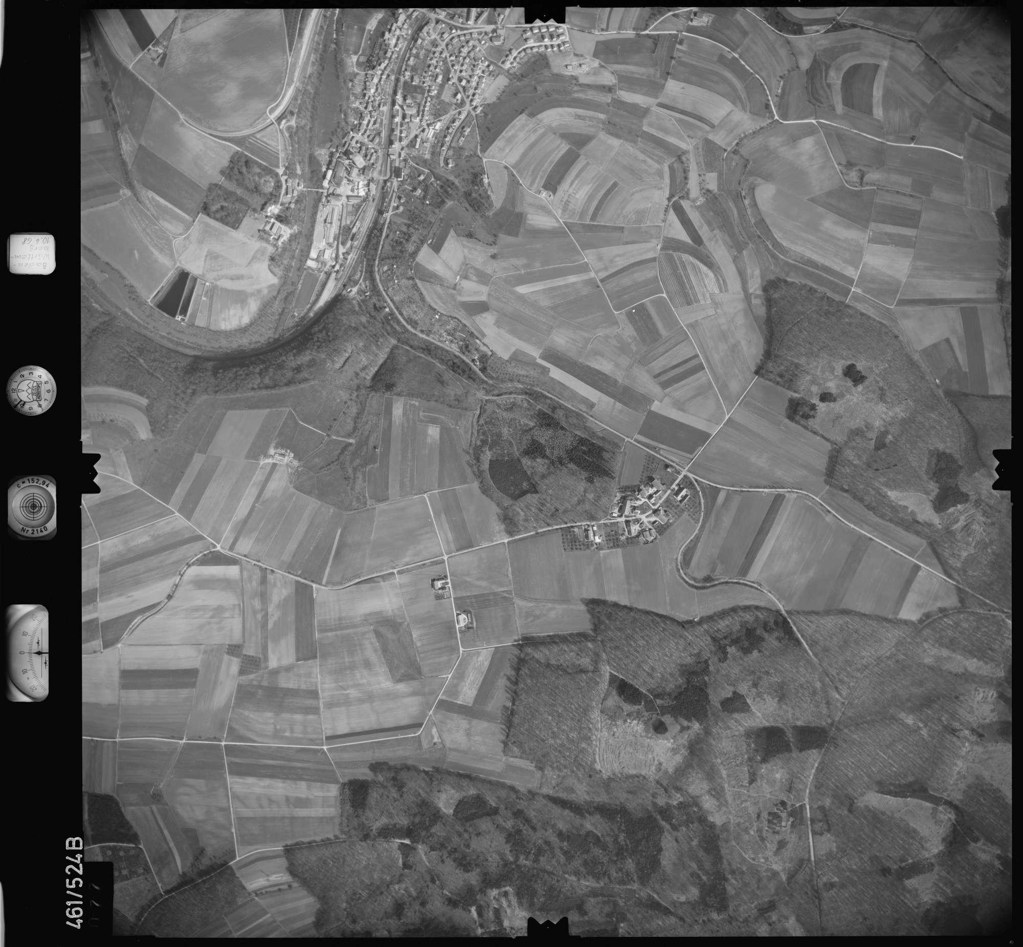 Luftbild: Film 103 Bildnr. 77, Bild 1