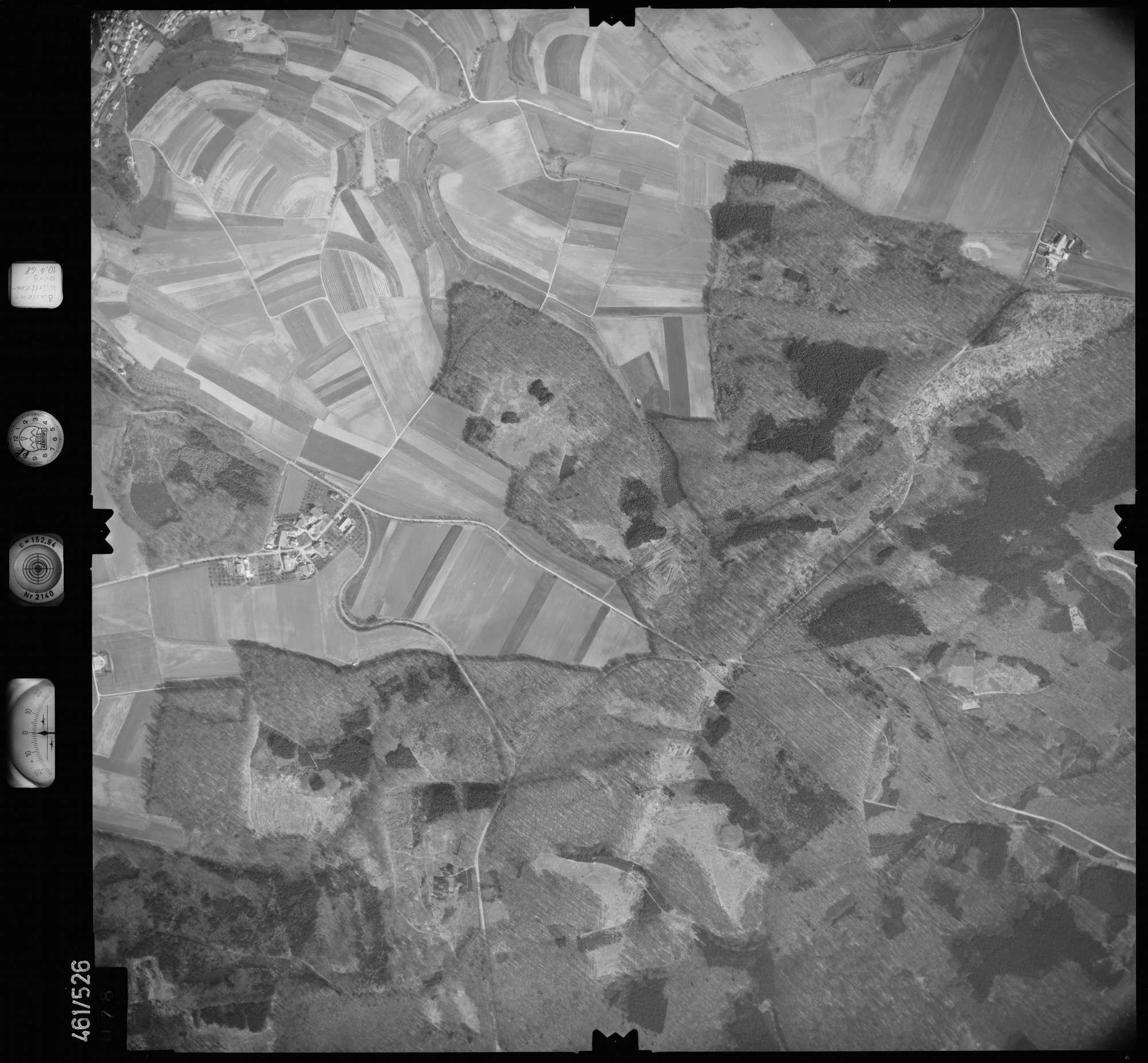 Luftbild: Film 103 Bildnr. 78, Bild 1