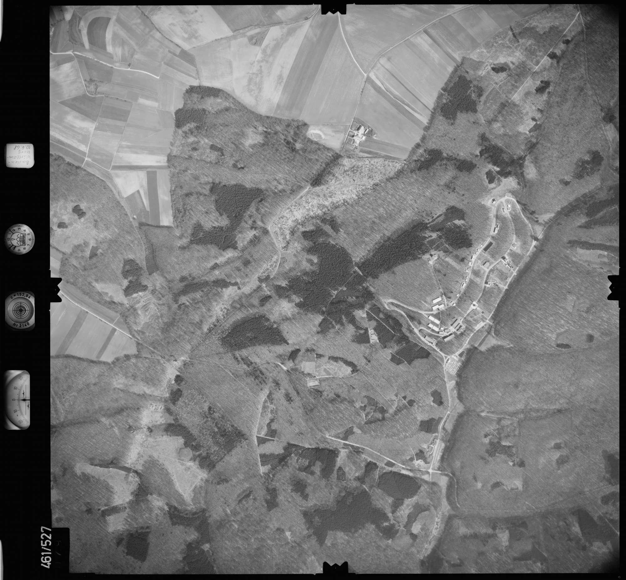 Luftbild: Film 103 Bildnr. 79, Bild 1