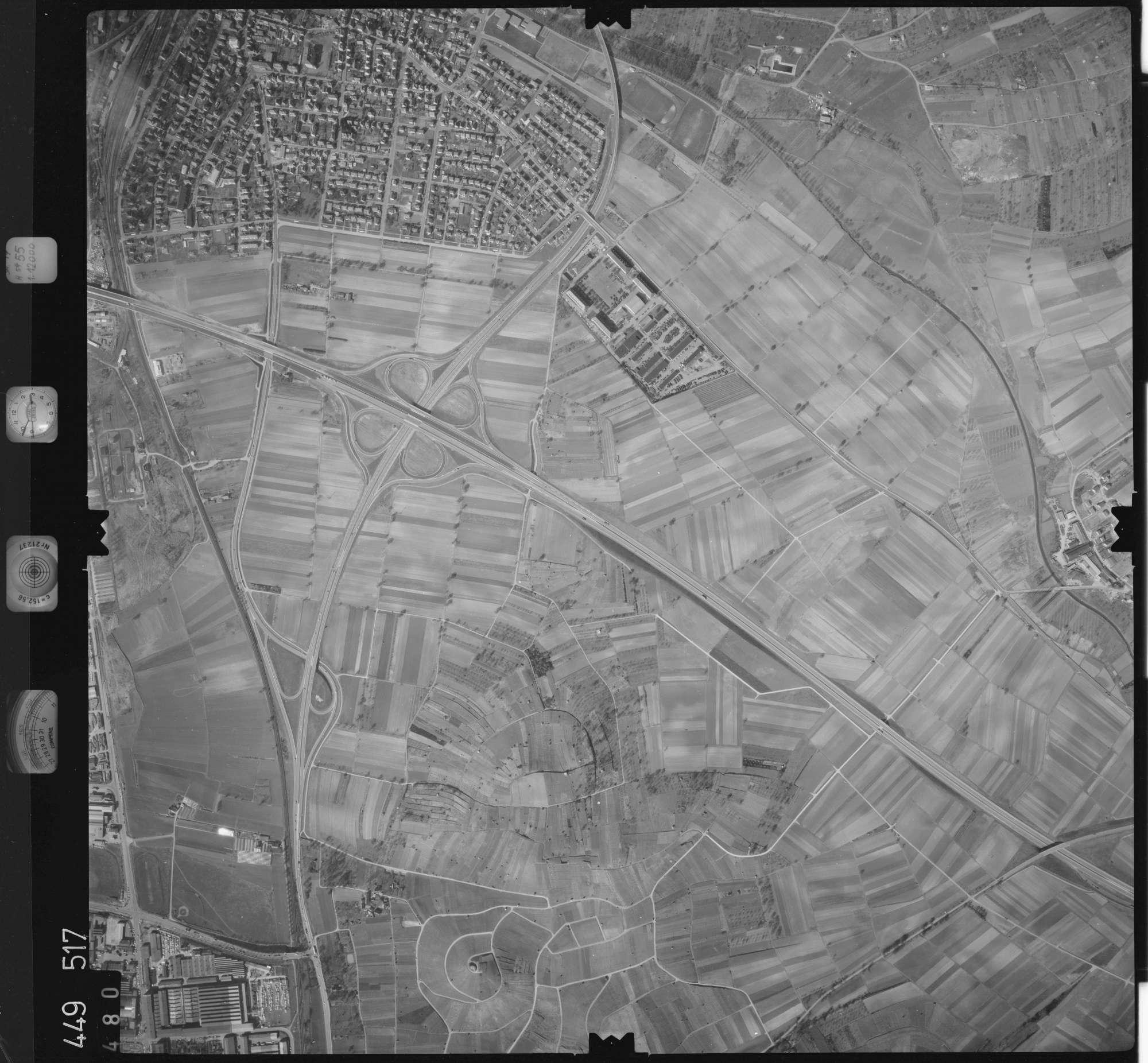 Luftbild: Film 14 Bildnr. 480, Bild 1