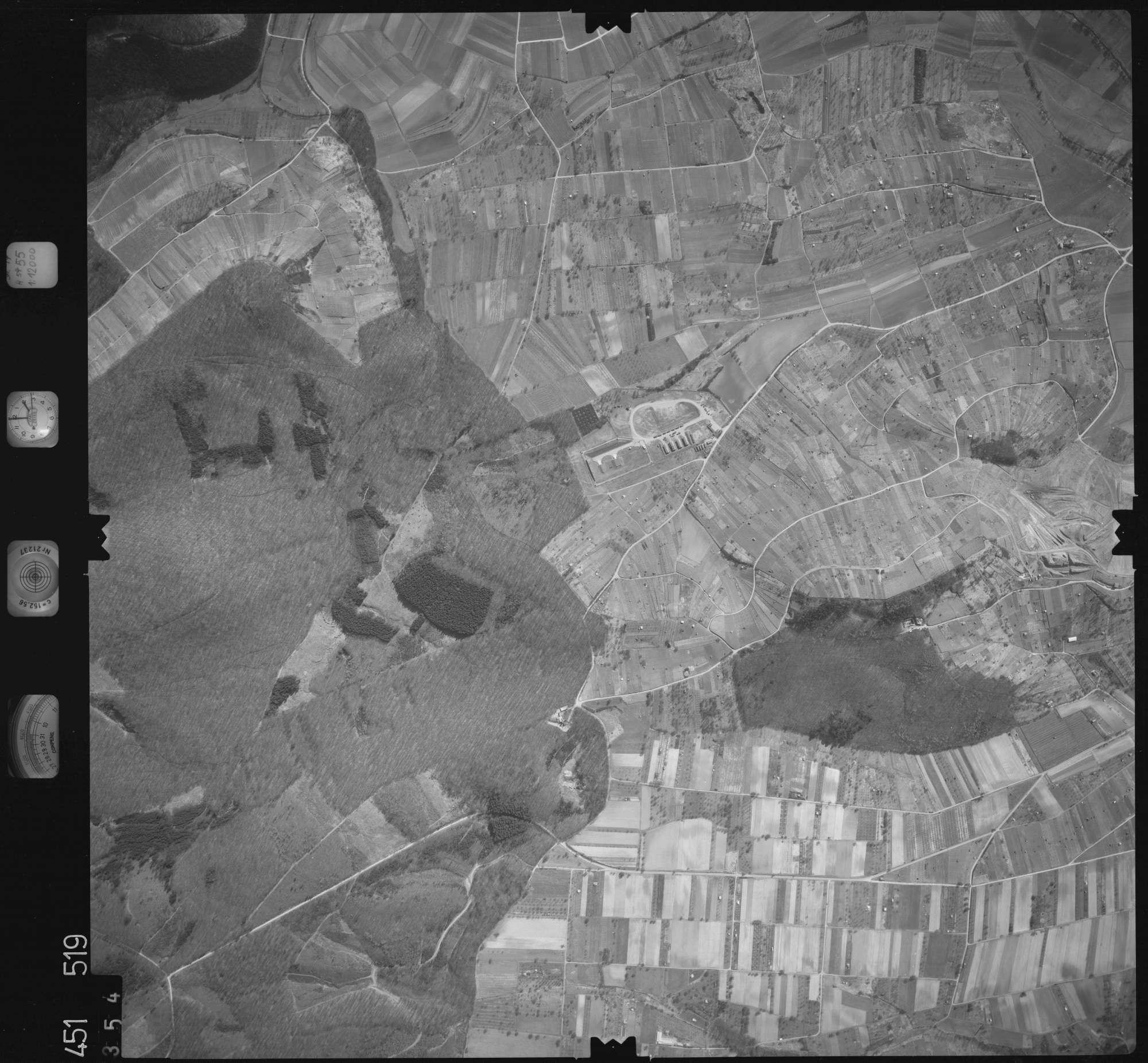 Luftbild: Film 15 Bildnr. 354, Bild 1