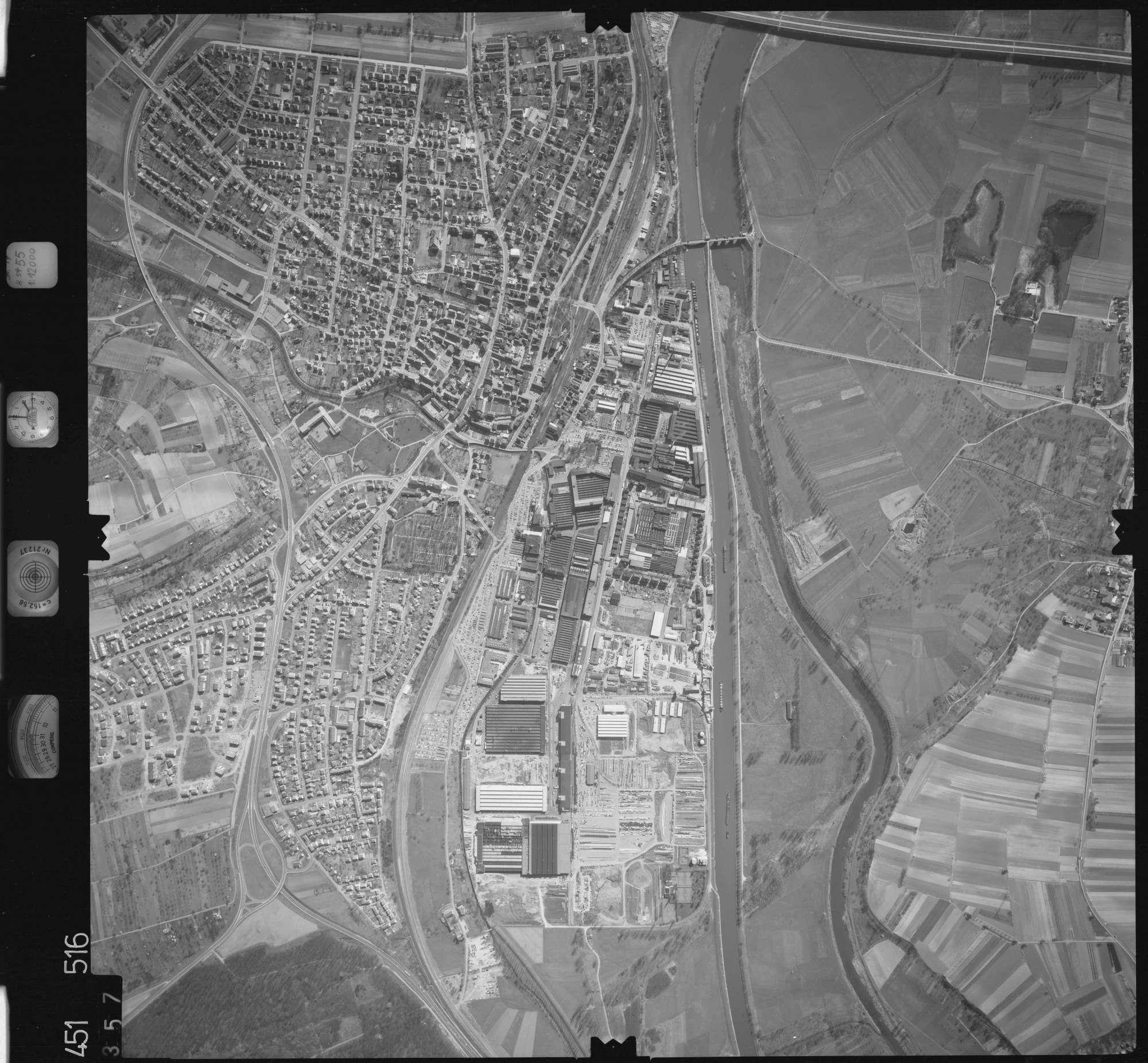 Luftbild: Film 15 Bildnr. 357, Bild 1