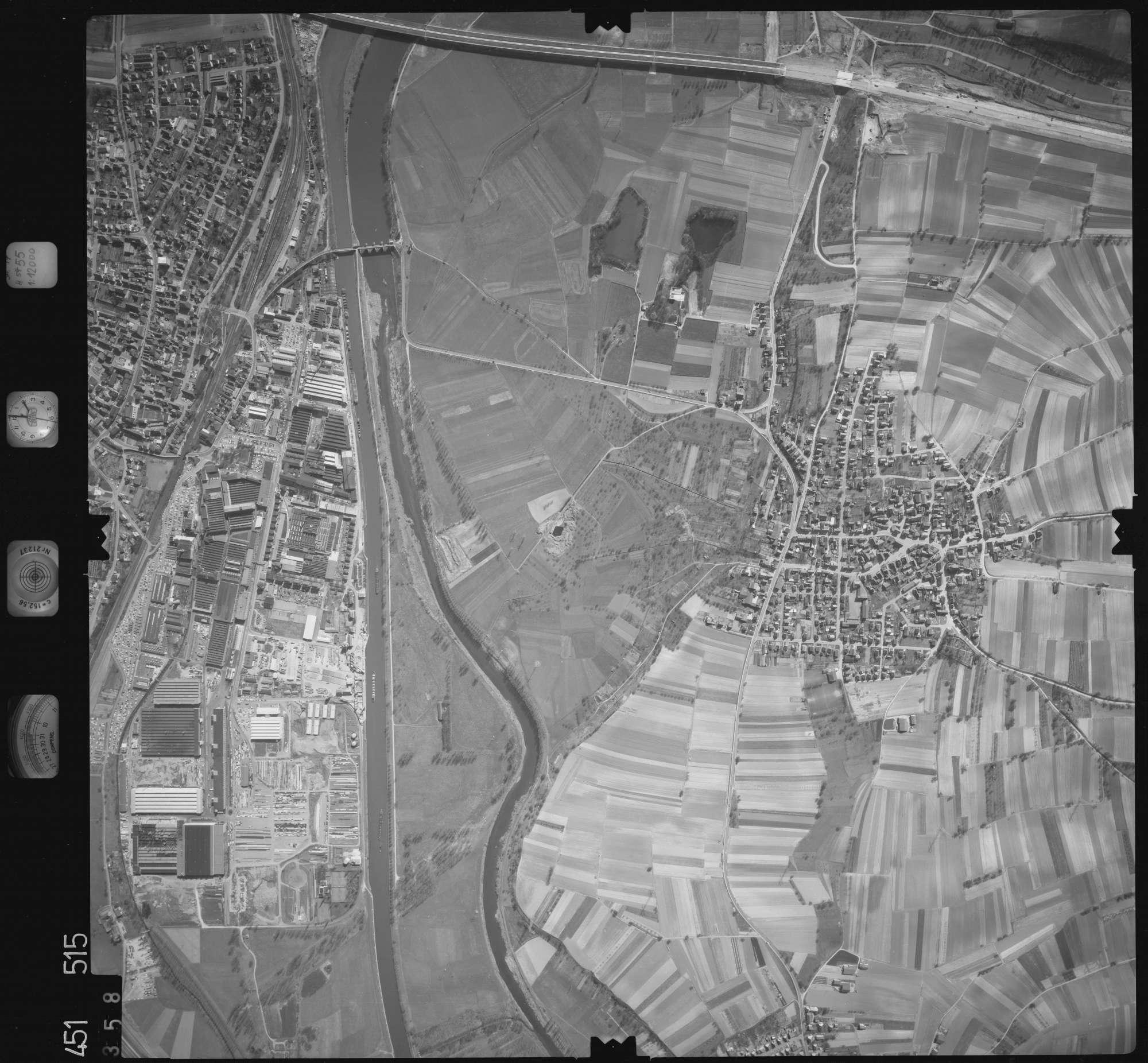 Luftbild: Film 15 Bildnr. 358, Bild 1