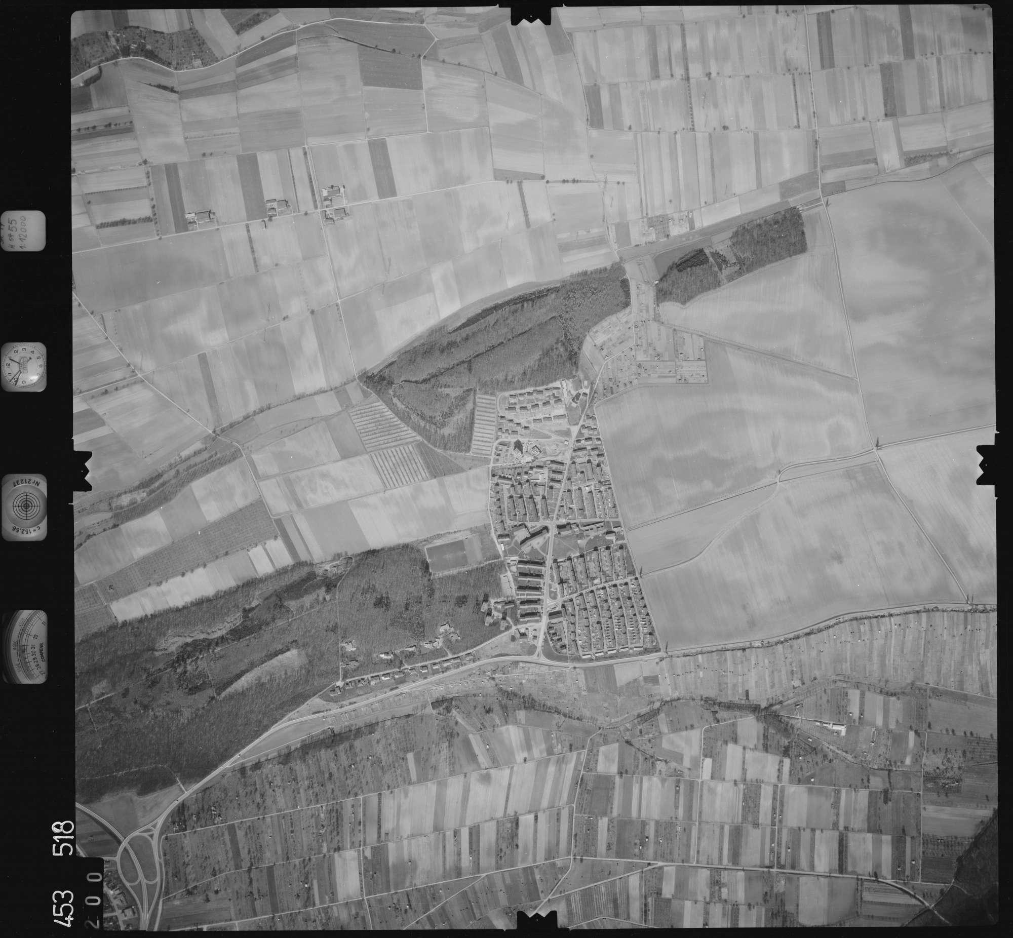 Luftbild: Film 16 Bildnr. 200, Bild 1